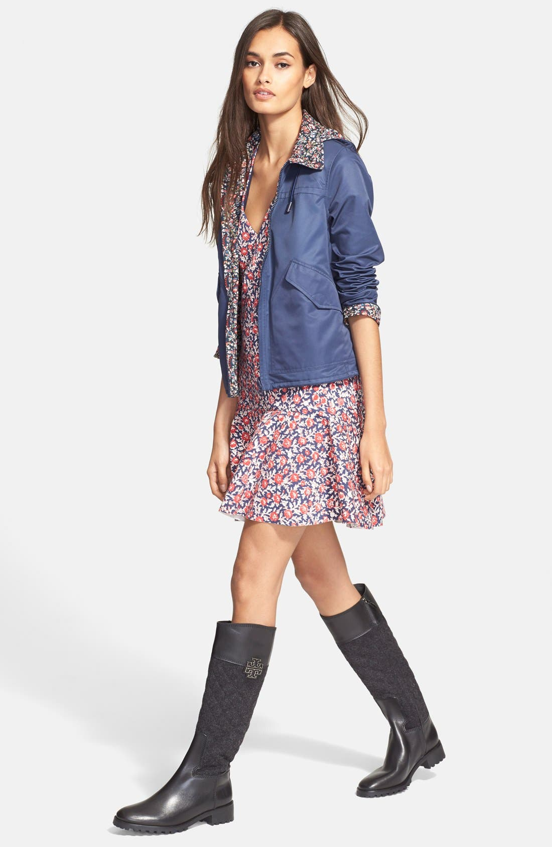 Alternate Image 5  - Tory Burch 'Melinda' Riding Boot (Women) (Nordstrom Exclusive)
