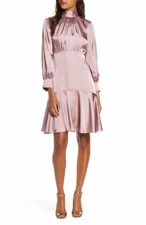 66a5daf720eb8 Women's Long Sleeve Dresses | Nordstrom