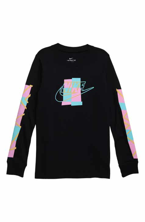 031bc665b85475 Nike Sportswear Futura Shapes Graphic T-Shirt (Little Boys & Big Boys)
