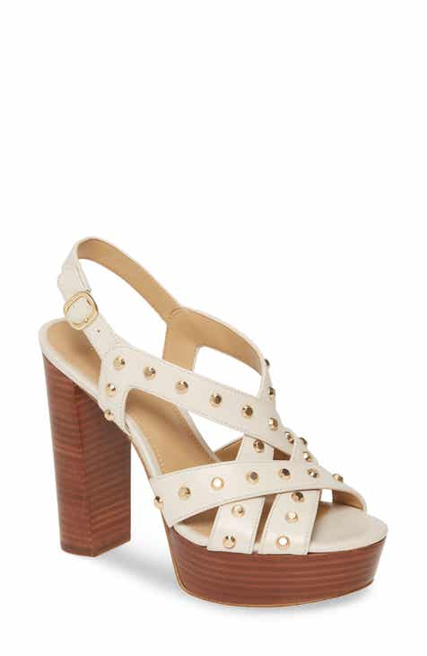 2c2170e5 MICHAEL Michael Kors Audrina Platform Sandal (Women)