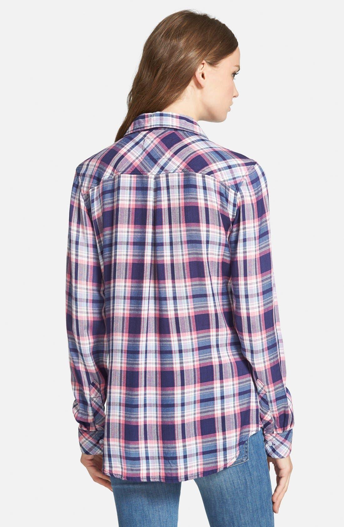 Alternate Image 2  - Rails 'Carmen' Plaid Shirt