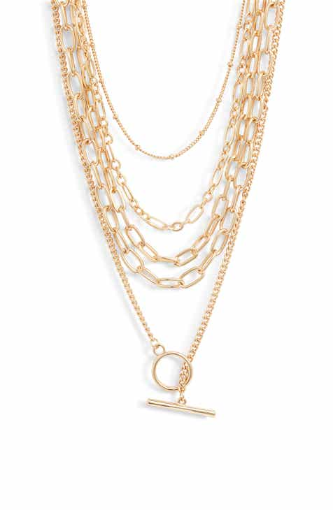 12128c42c2 Women's Necklaces | Nordstrom