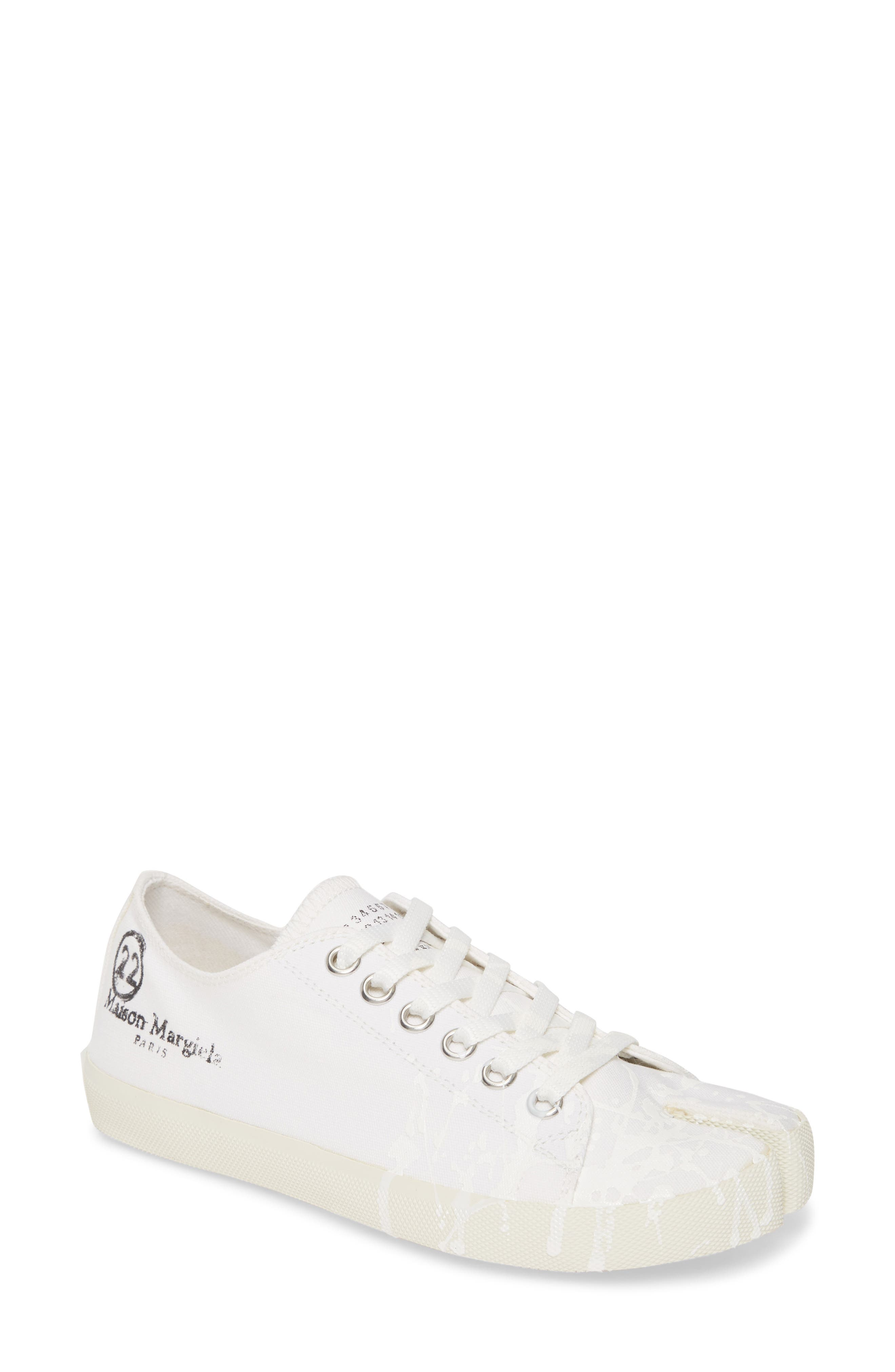 Women's White Maison Margiela Shoes