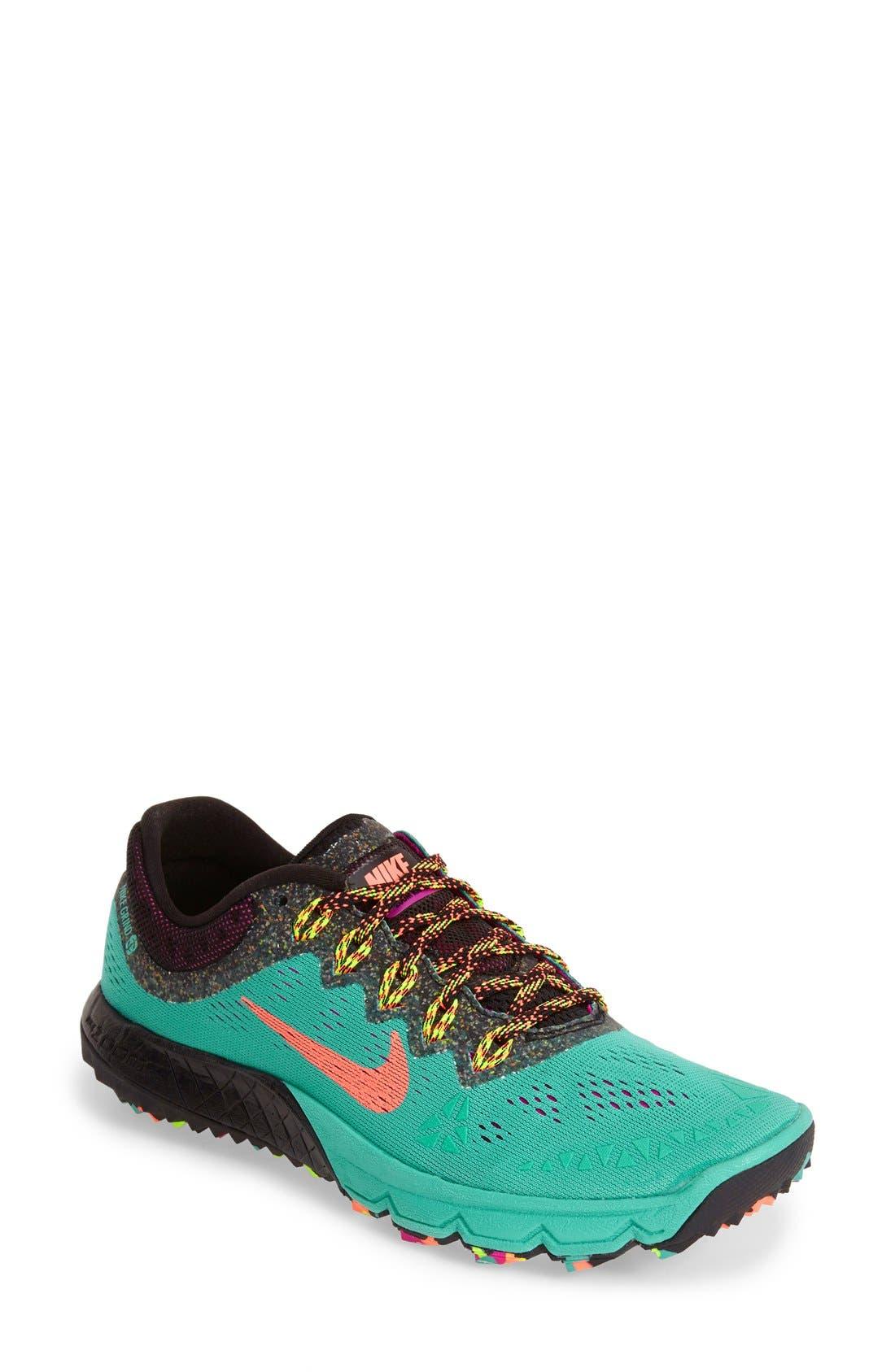 Alternate Image 1 Selected - Nike 'Zoom Terra Kiger' Trail Running Shoe (Women)