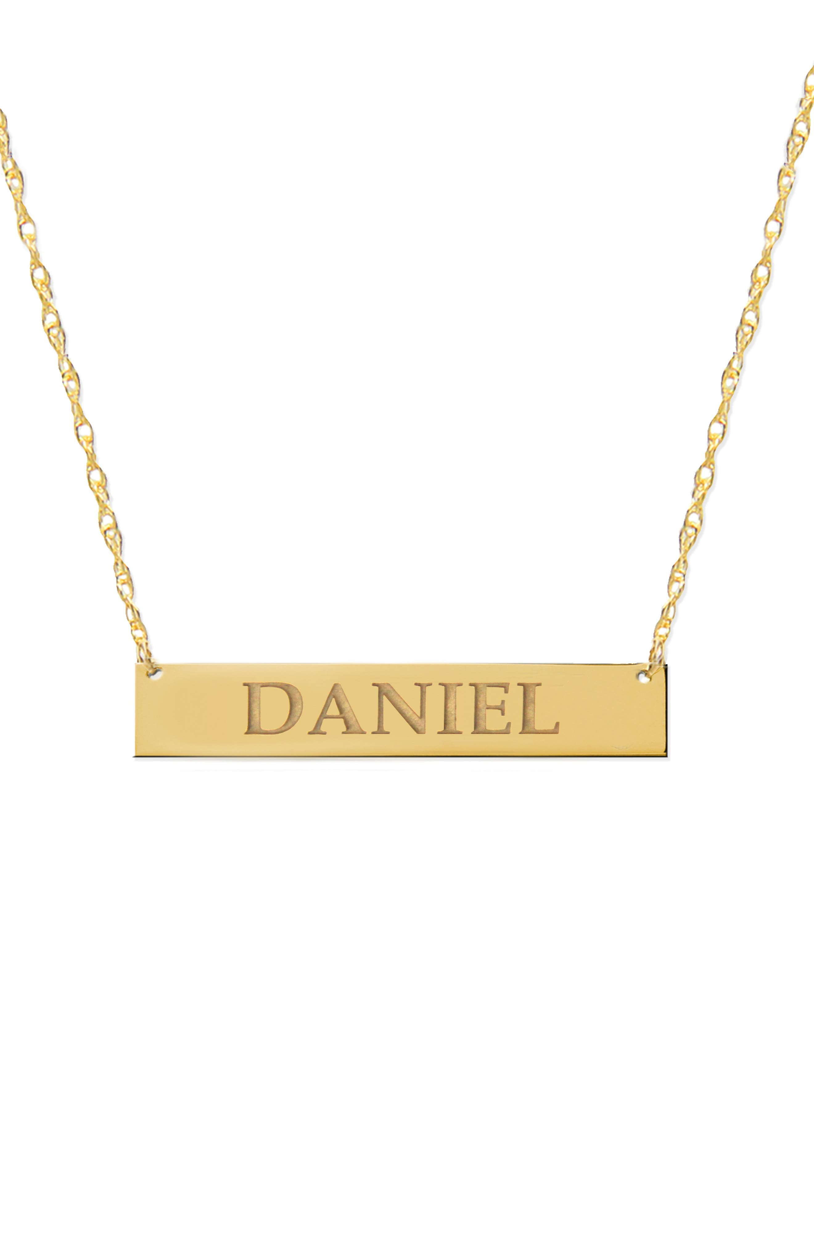 517867540176b Women's Nameplate Necklaces | Nordstrom