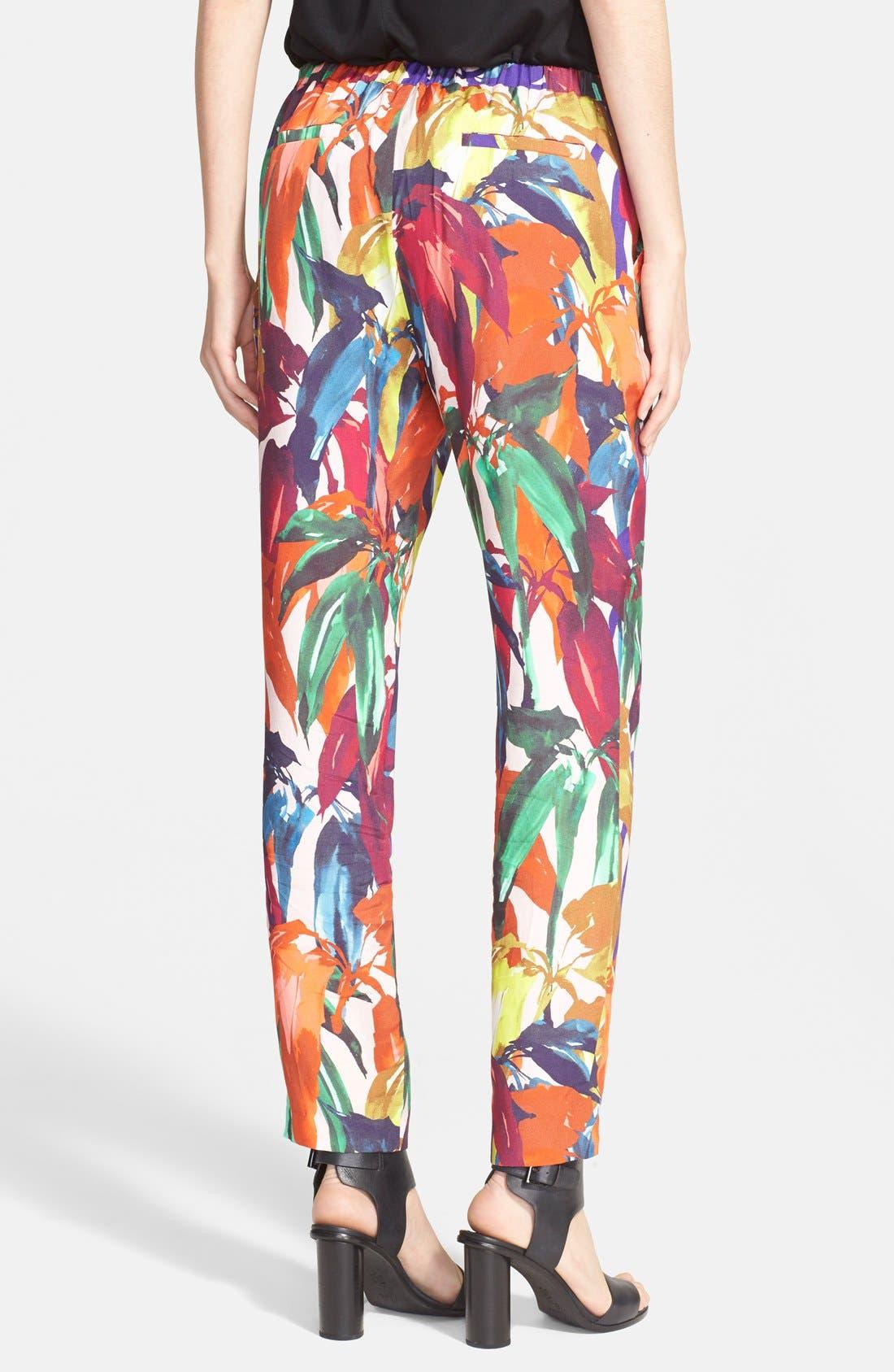 Alternate Image 2  - Trina Turk 'Gilly' Print Pants