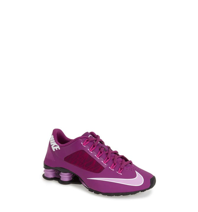 differently 80811 5ac99 nike shox superfly r4 purple