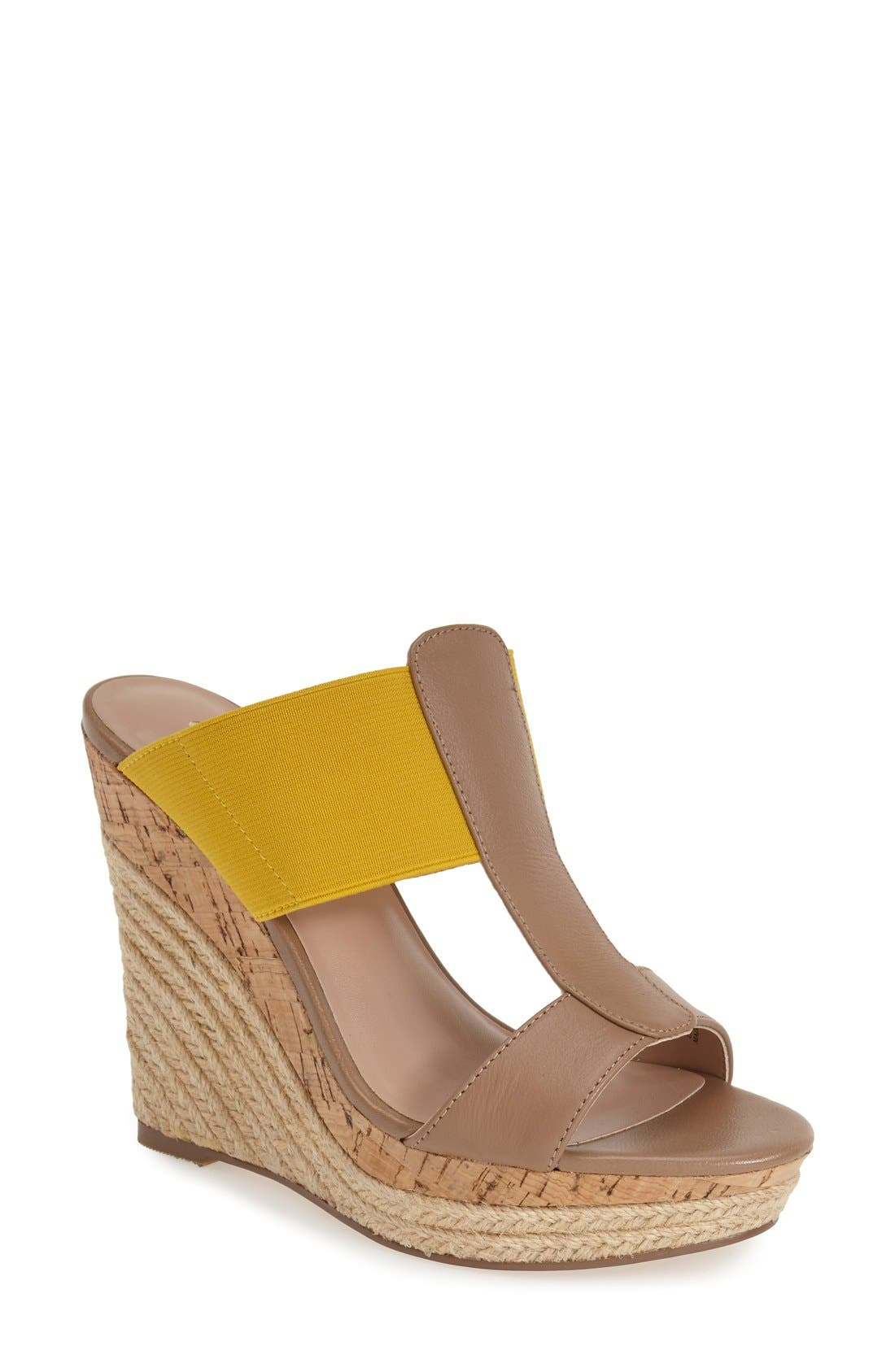 Alternate Image 1 Selected - Charles by Charles David 'Alto' Espadrille Wedge Sandal (Women)