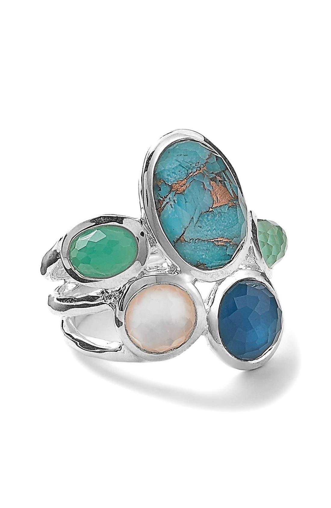 Alternate Image 1 Selected - Ippolita 'Wonderland' Cluster Statement Ring