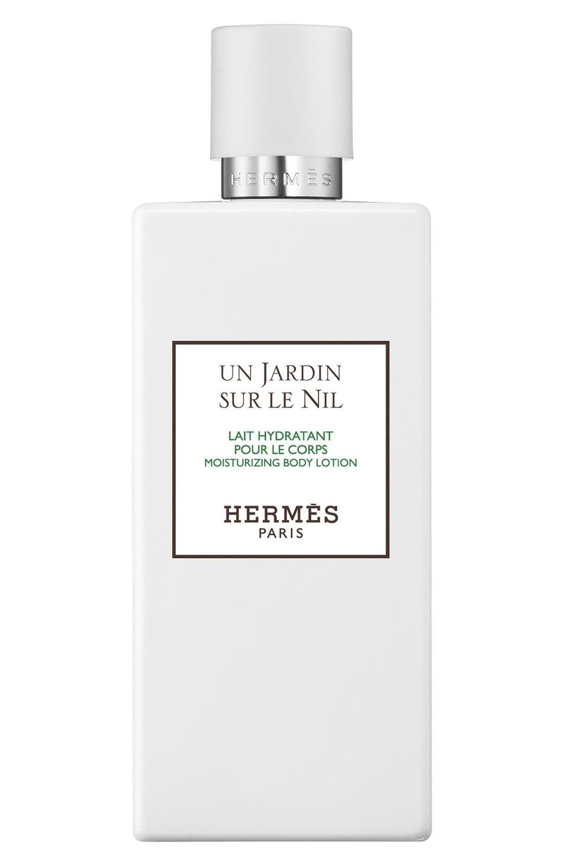 Hermès Le Jardin sur le Nil - Moisturizing body lotion
