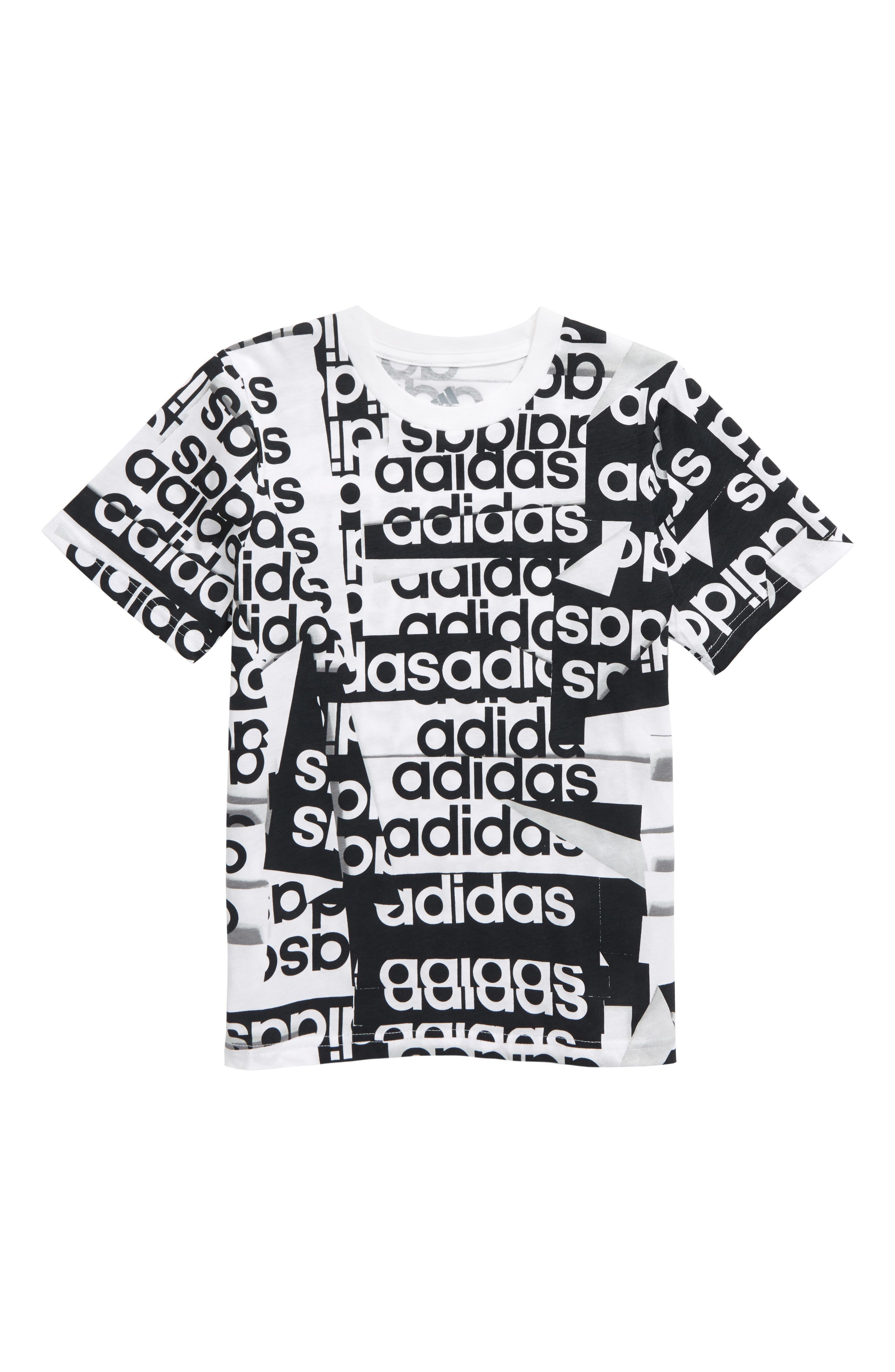 Boys' Adidas Clothing: Hoodies, Shirts, Pants & T Shirts