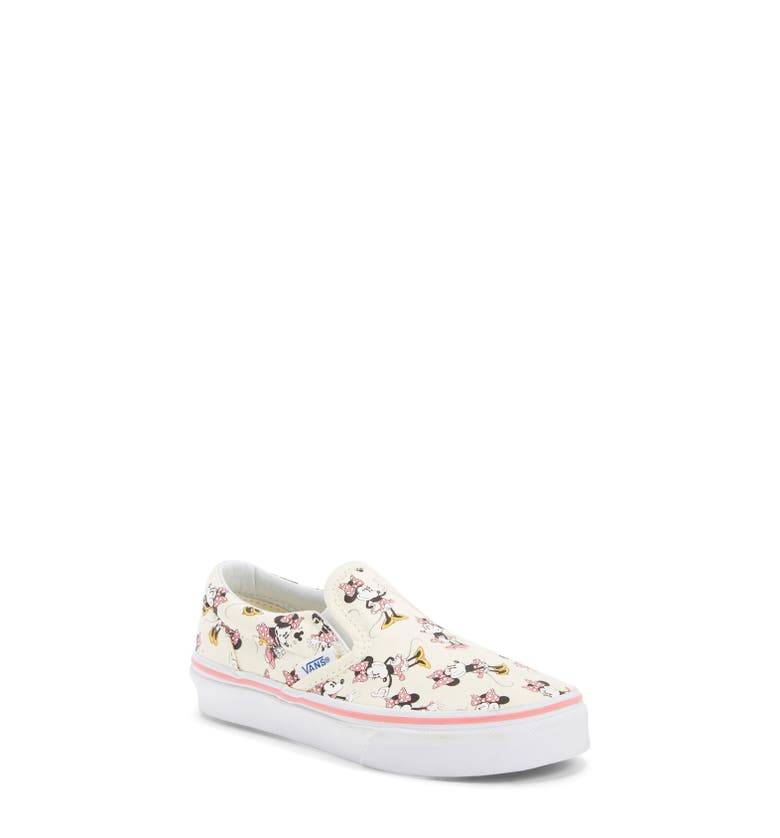 Vans Classic Disney 174 Minnie Mouse Slip On Baby