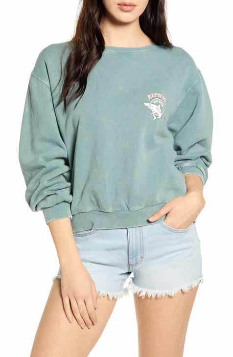 Rip Curl Shark Logo Sweatshirt