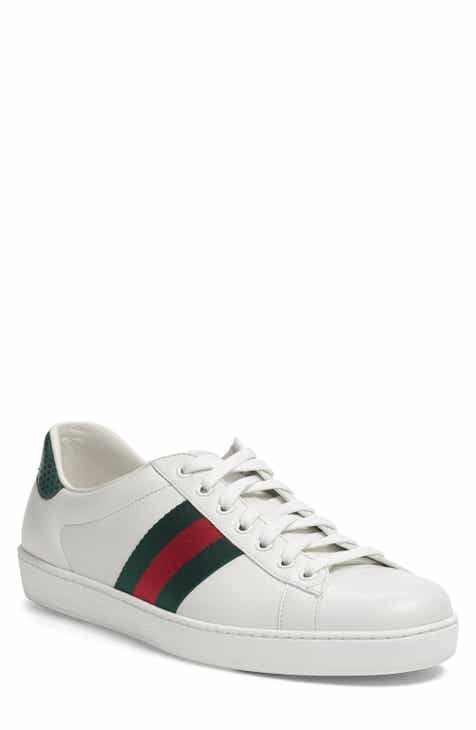 Gucci New Ace Sneaker (Men) 2a4a2d95f