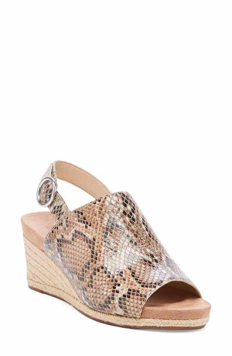 Sole Society Kellyn Wedge Sandal (Women)