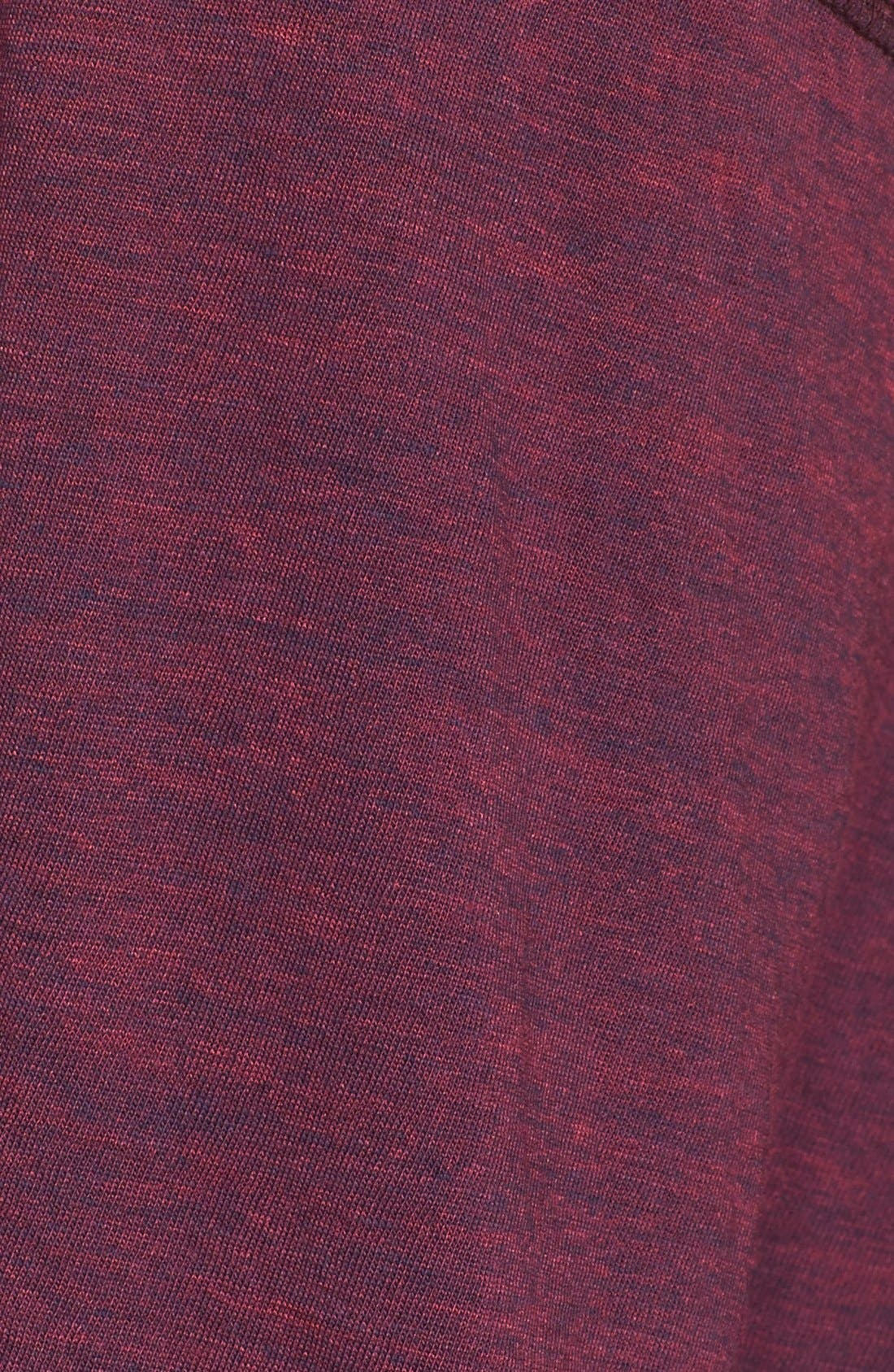 Alternate Image 3  - Free People 'Breezy' Seam Detail Slub Knit Tank