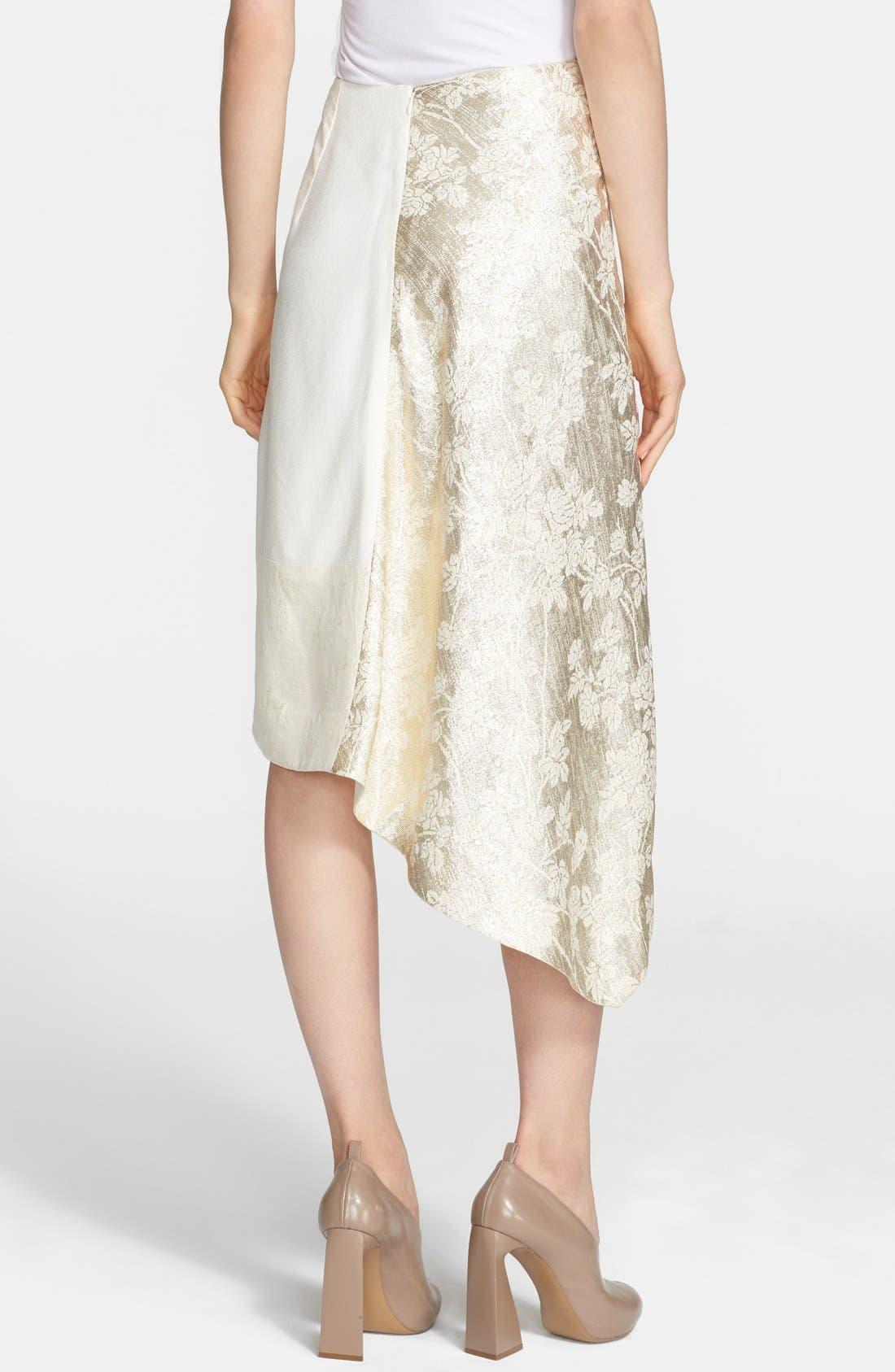 Alternate Image 2  - Stella McCartney Asymmetrical Skirt