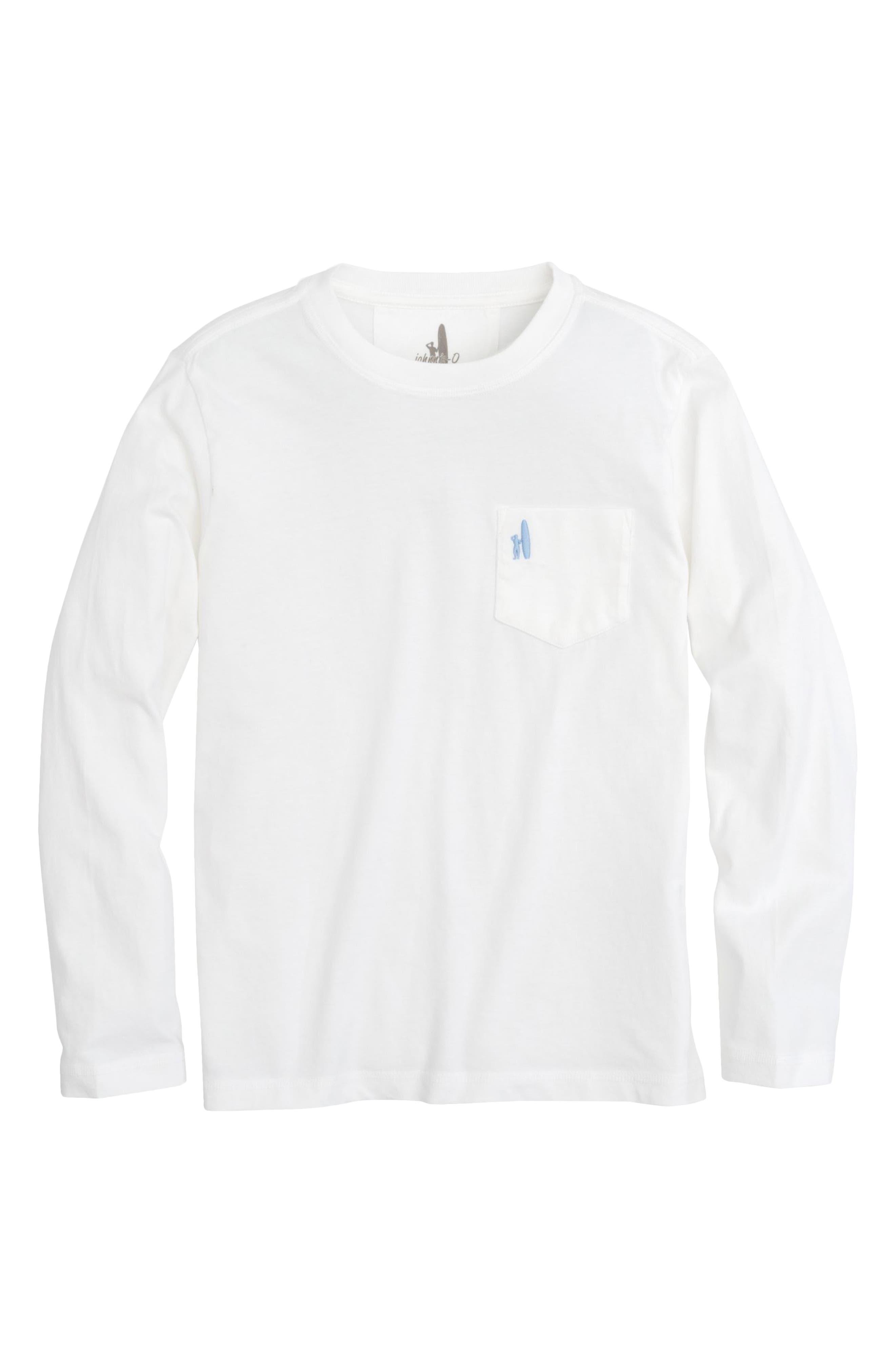 Top Top Boys /costa/ña/ Long Sleeve T-Shirt