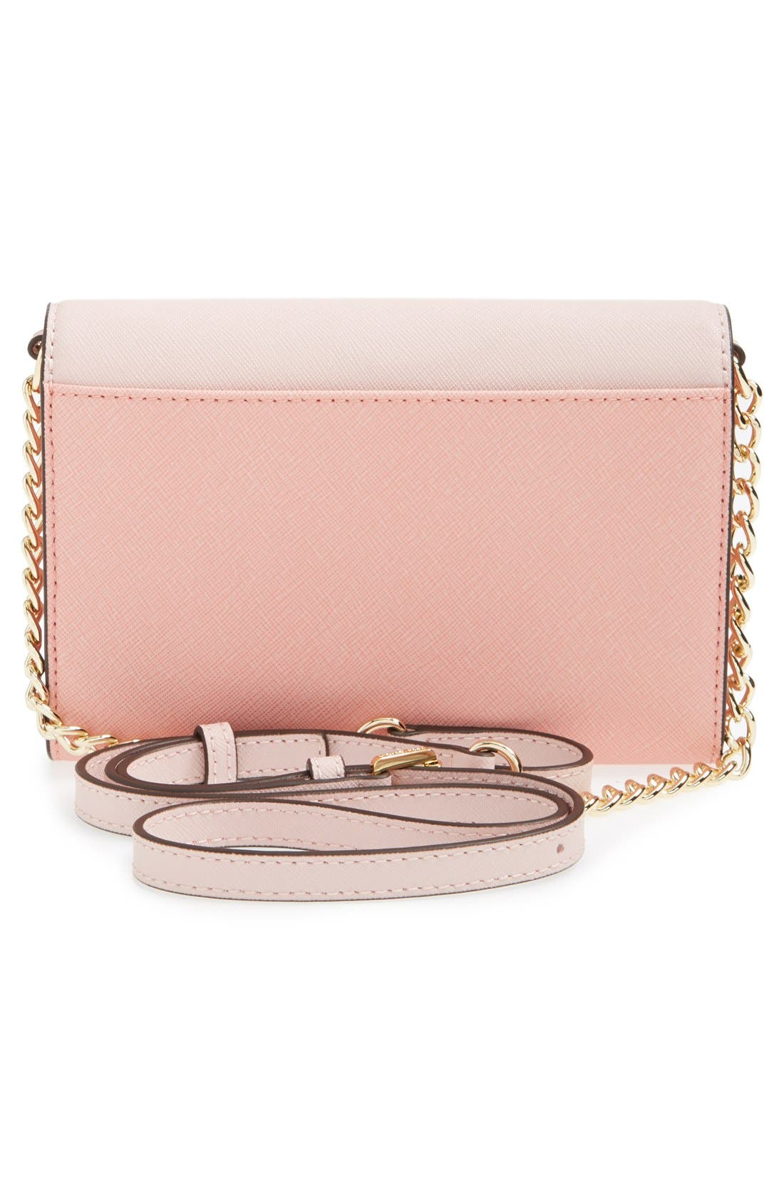 Alternate Image 3  - MICHAEL Michael Kors 'Jet Set Travel' Saffiano Leather Crossbody Bag