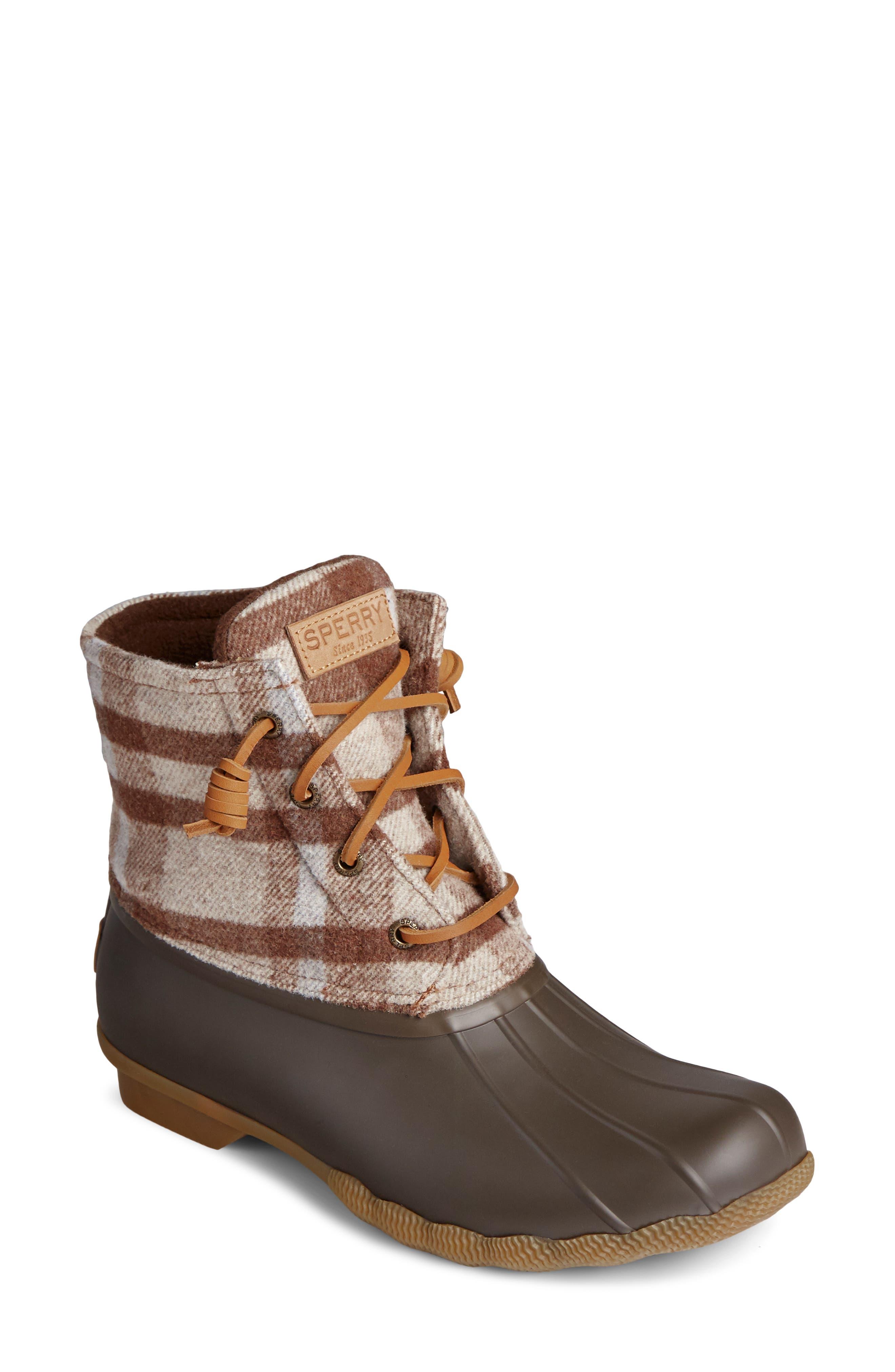 Women's Sperry Boots   Nordstrom