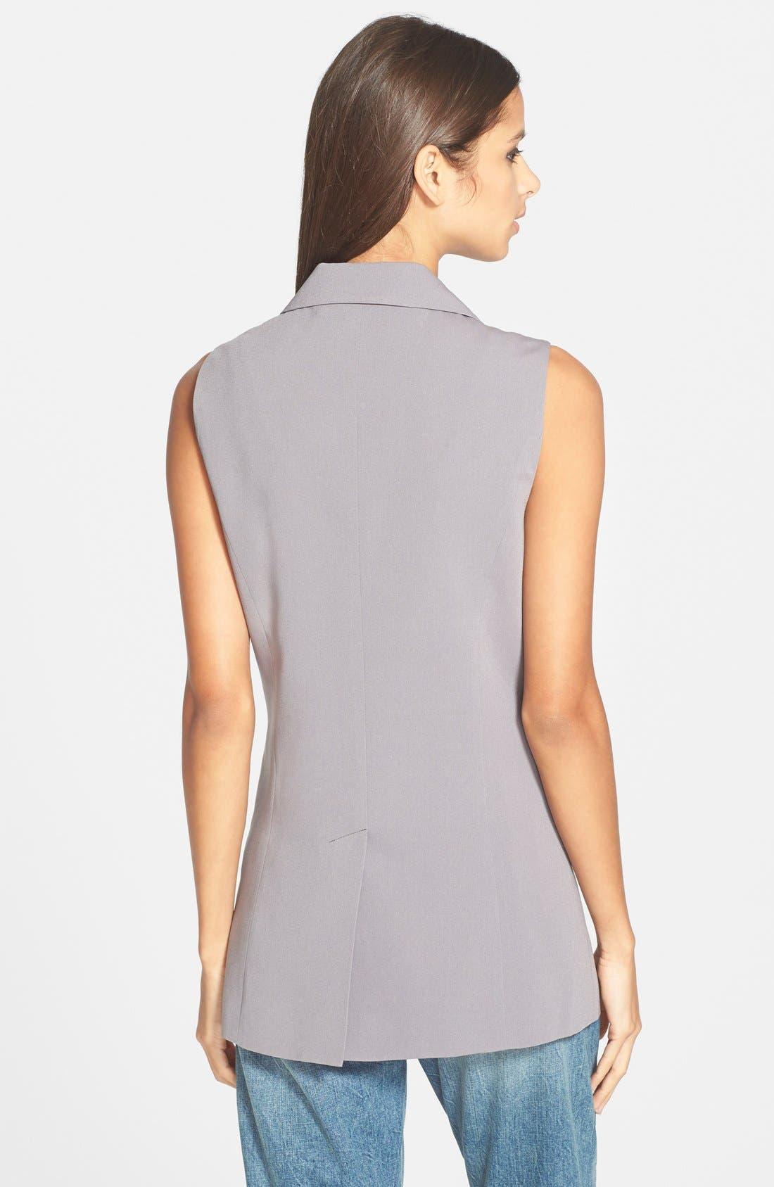 Alternate Image 3  - Mural Blazer Vest (Nordstrom Online Exclusive)