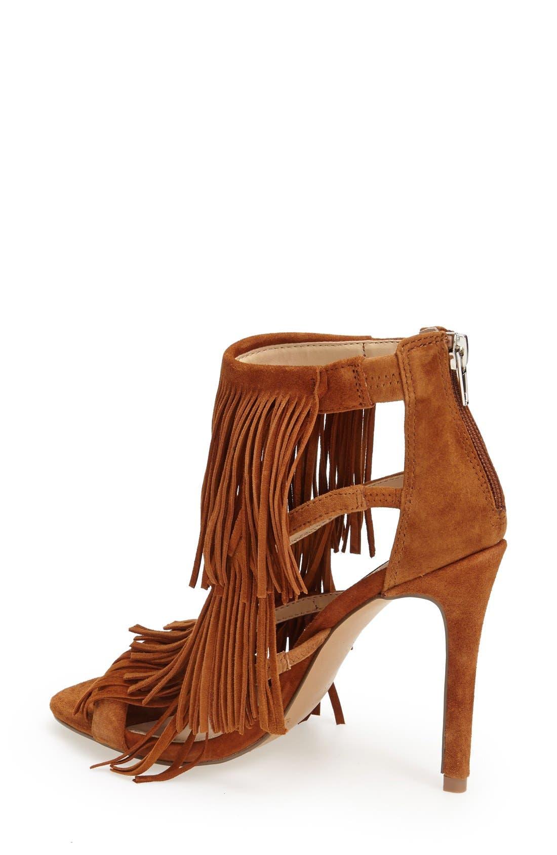 Alternate Image 2  - Steve Madden 'Fringly' Sandal (Women)