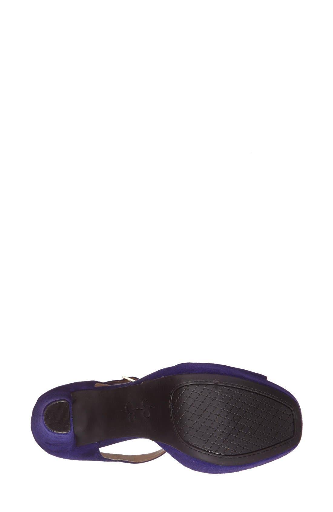 Alternate Image 4  - Jessica Simpson 'Adelinah' T-Strap Platform Sandal (Women)