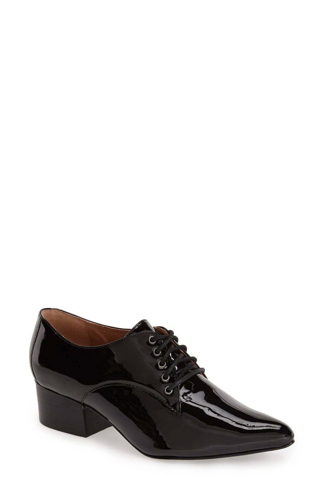 Main Image - Bettye by Bettye Muller 'Quart' Pointy Toe Oxford (Women)