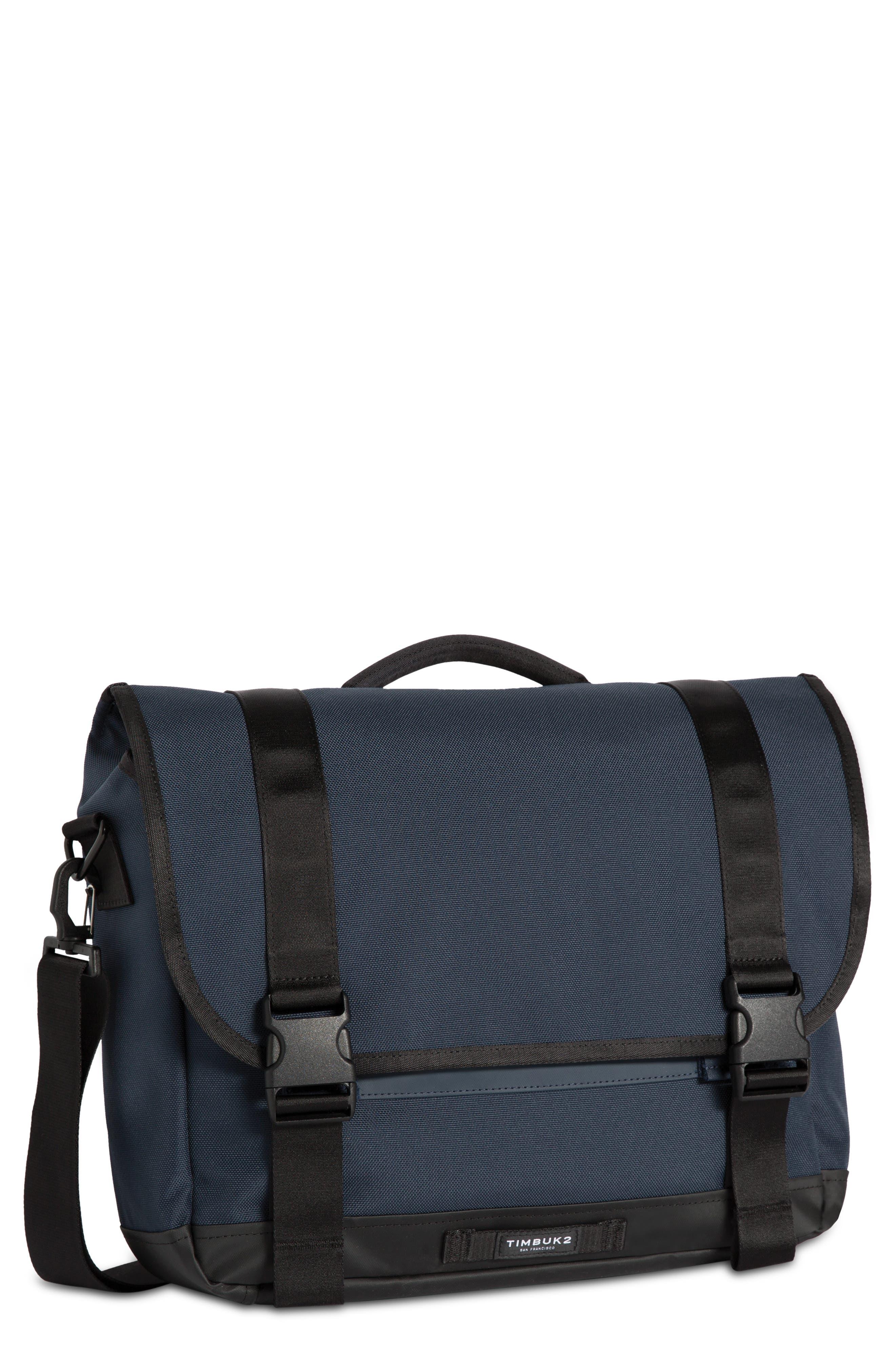 Nautical Design Cross Body Shoulder Messenger Laptop Bag