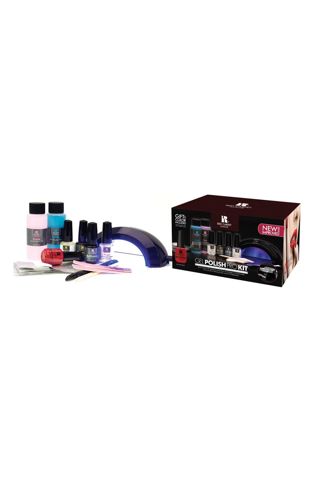 Red Carpet Manicure 'Gel Polish Pro' Kit ($85 Value)