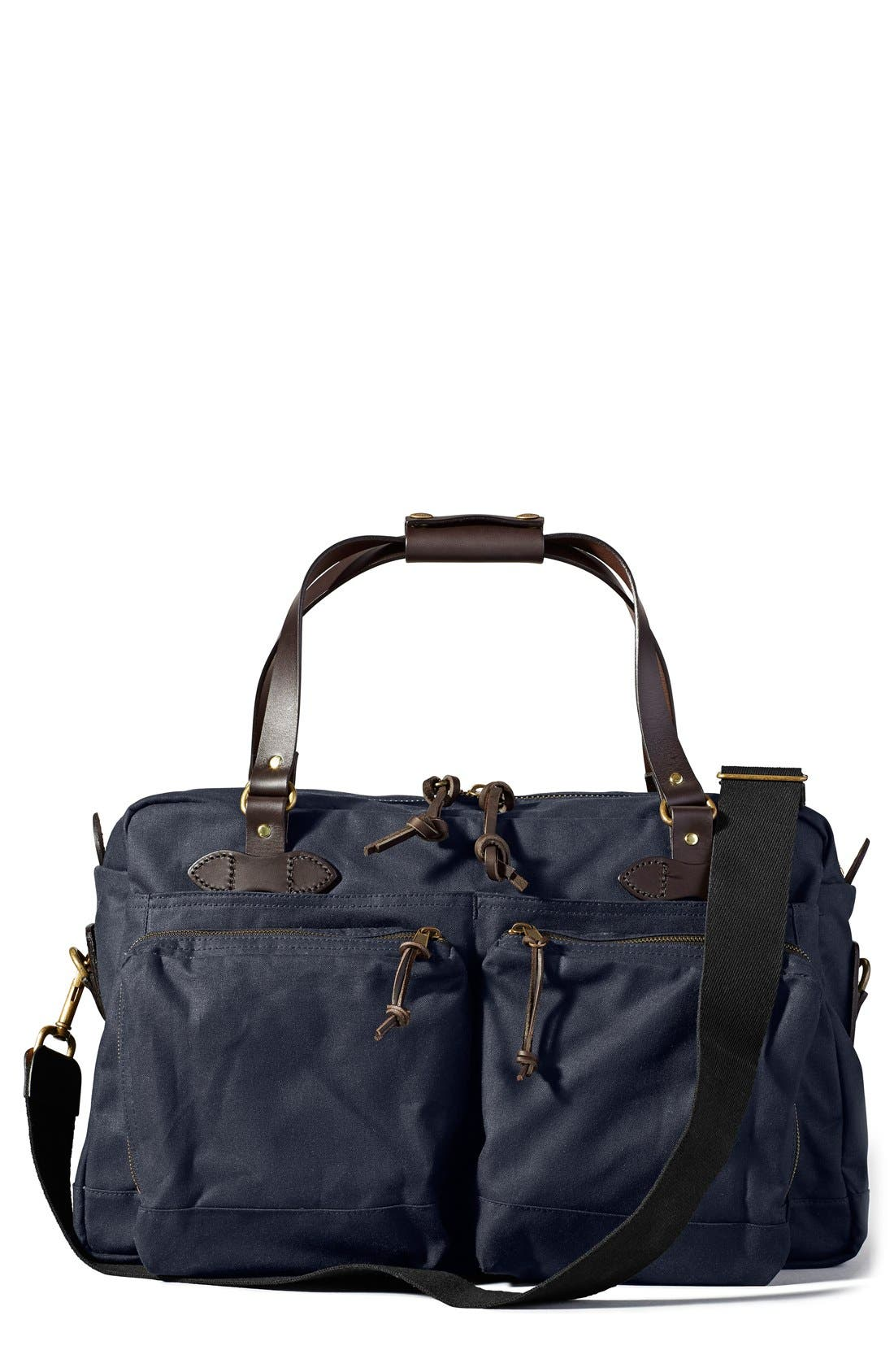 '48-Hour' Duffel Bag,                             Main thumbnail 1, color,                             Navy