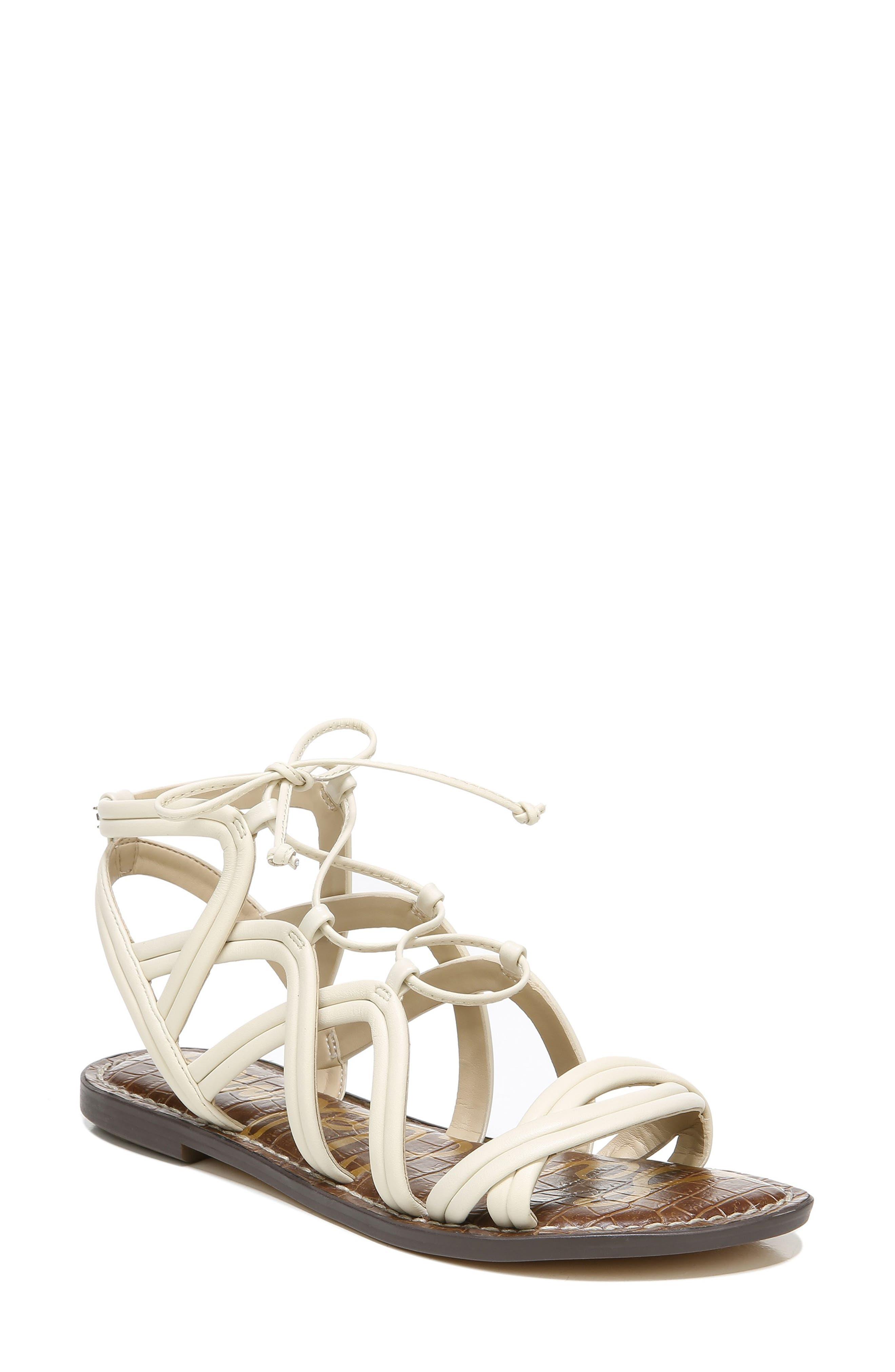 Summer platform high block heel  leather sandals peep toe lace up sandals wedges platform sandals belt closer  greek roman gladiator sandals