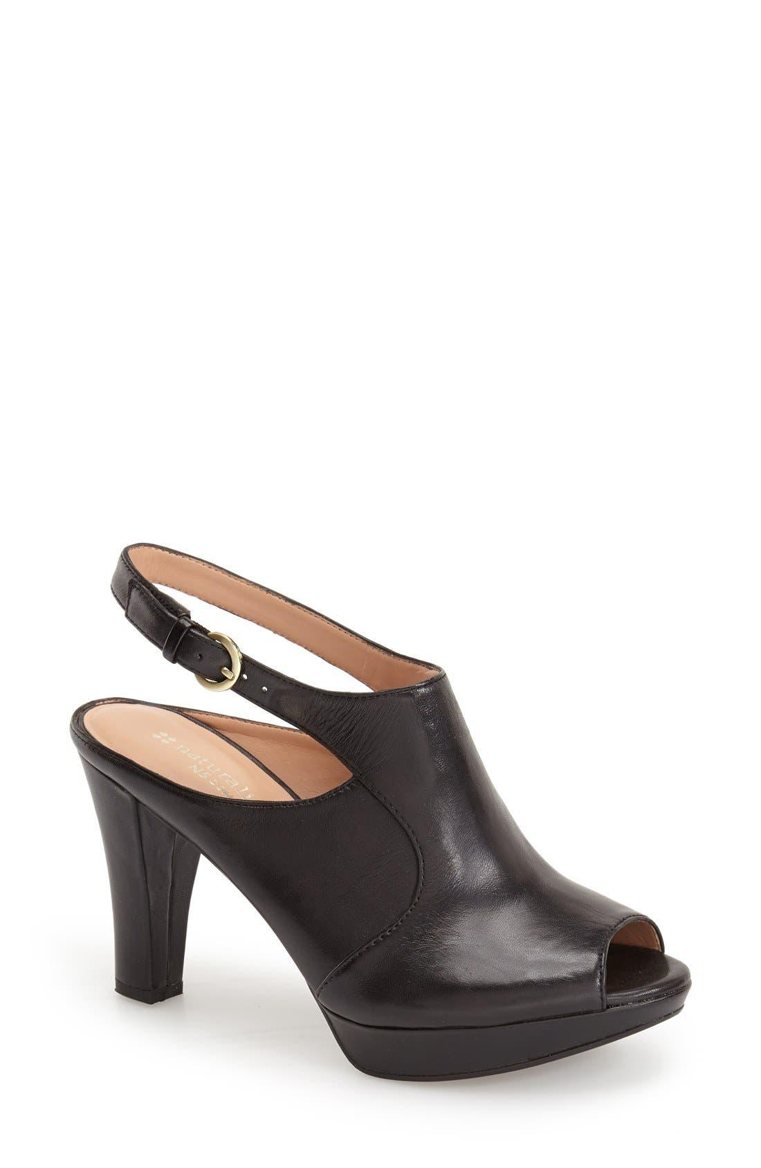 Main Image - Naturalizer 'Kimber' Platform Sandal ...