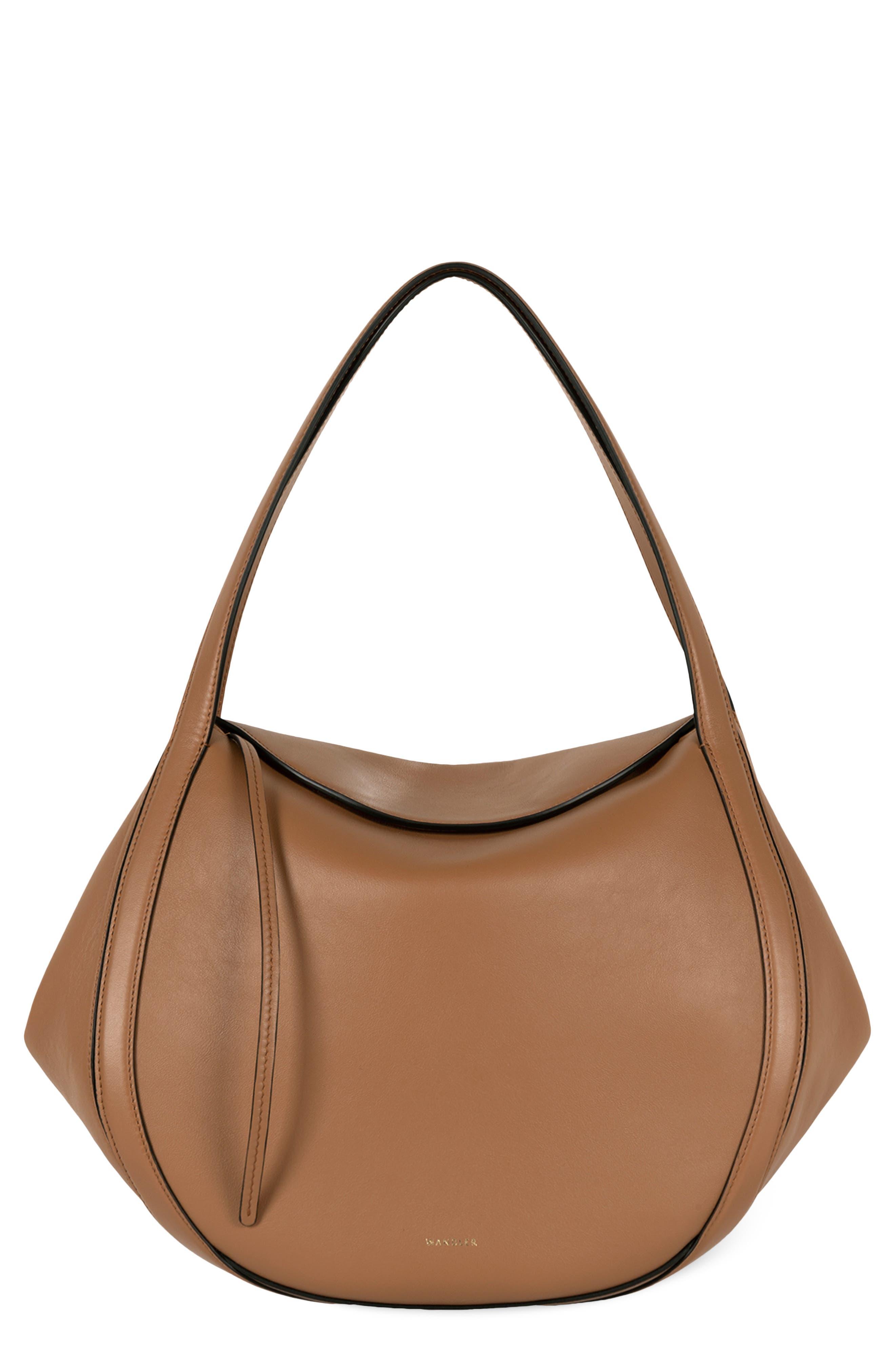 SALE Brown and Yellow Bag  Shoulder Woman Bag  Designer Bag  Brown Bag  Brown Shoulder Strap by METAMORPHOZA