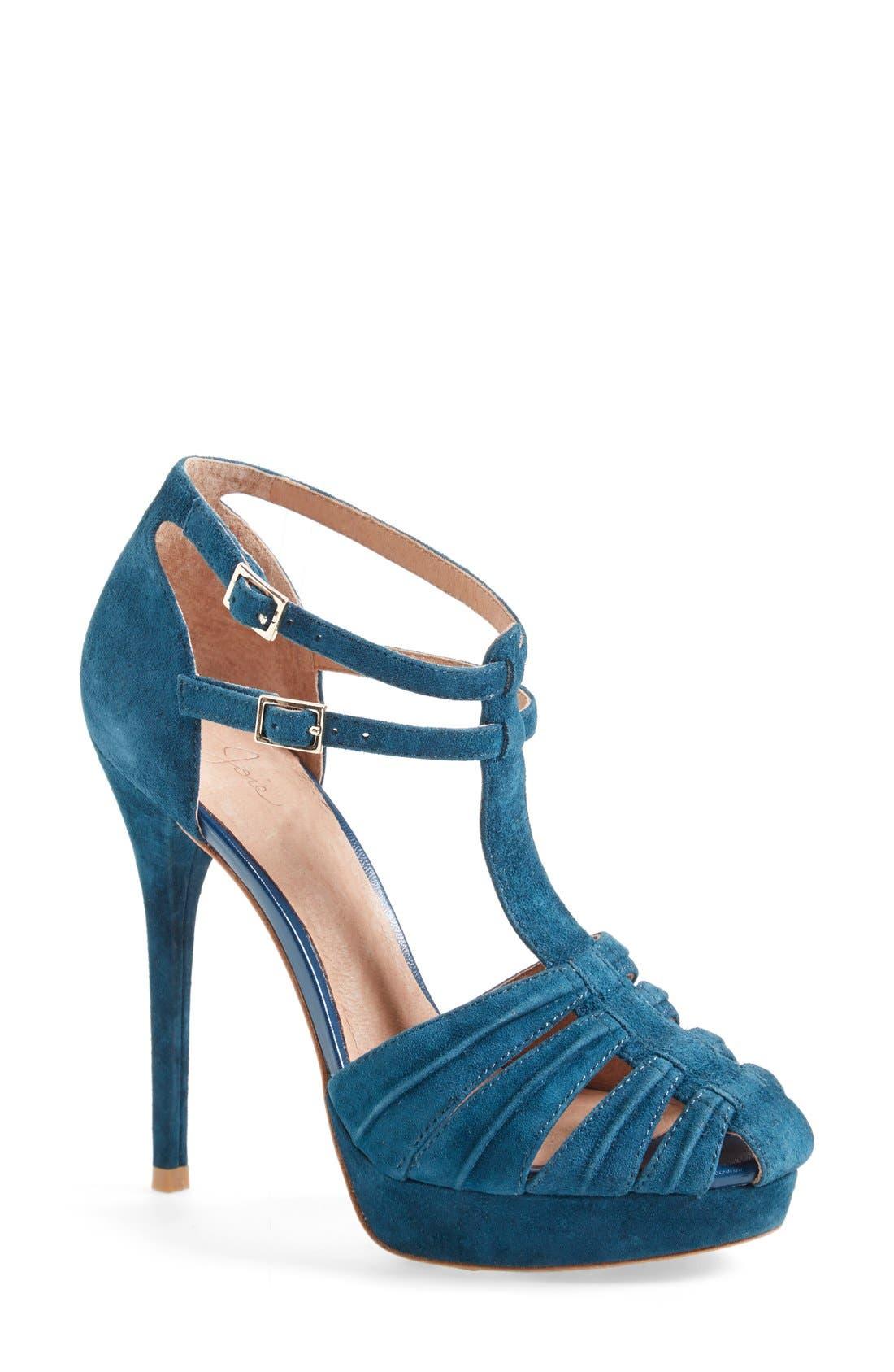 Alternate Image 1 Selected - Joie 'Rexanne' Platform Sandal (Women)