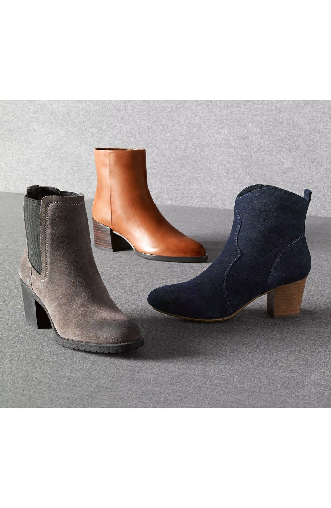 Alternate Image 6  - Sam Edelman 'Hanley' Suede Chelsea Boot (Women)