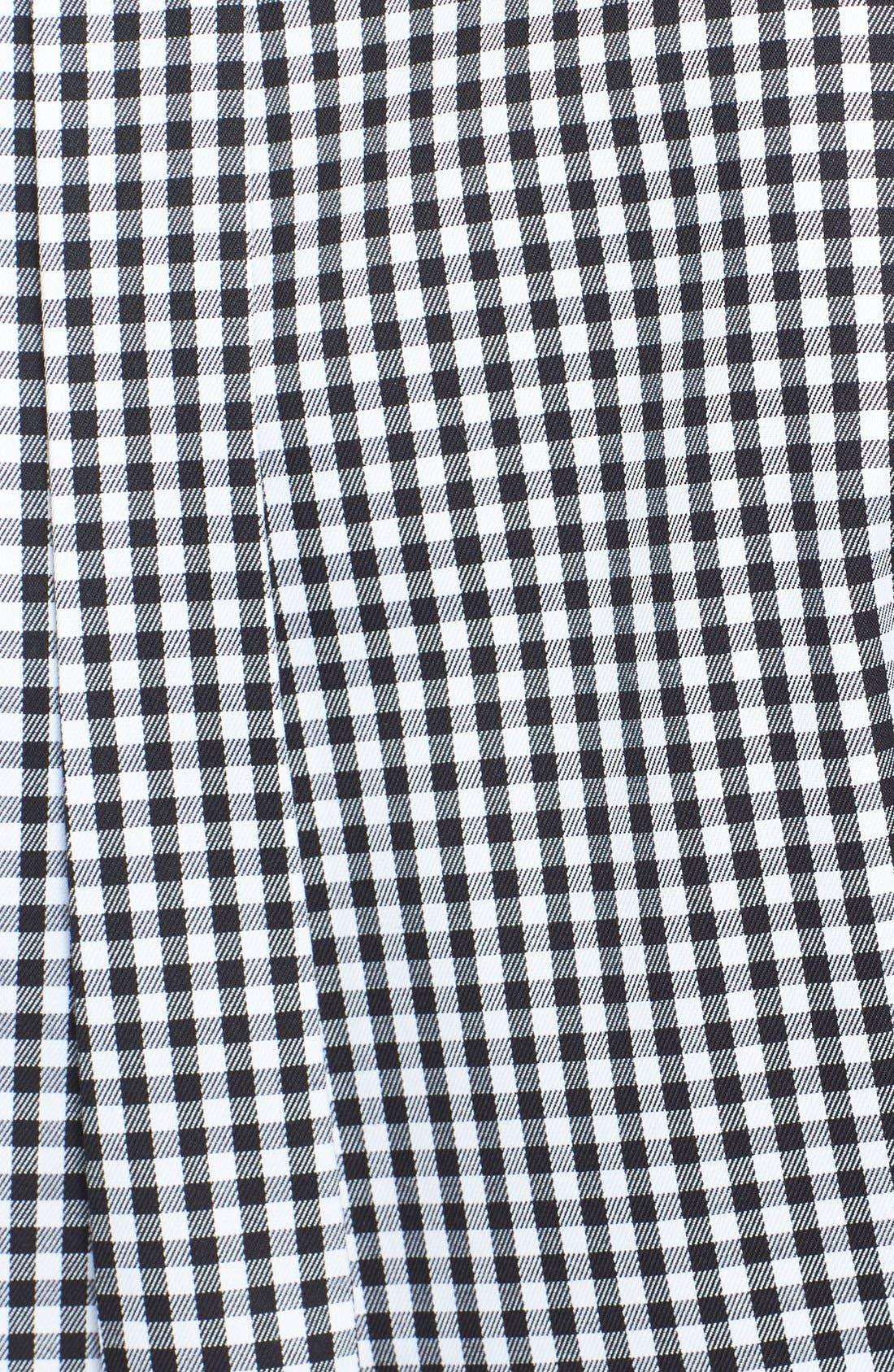 Alternate Image 3  - Peter Millar 'Nanoluxe' Regular Fit Wrinkle Resistant Twill Check Sport Shirt