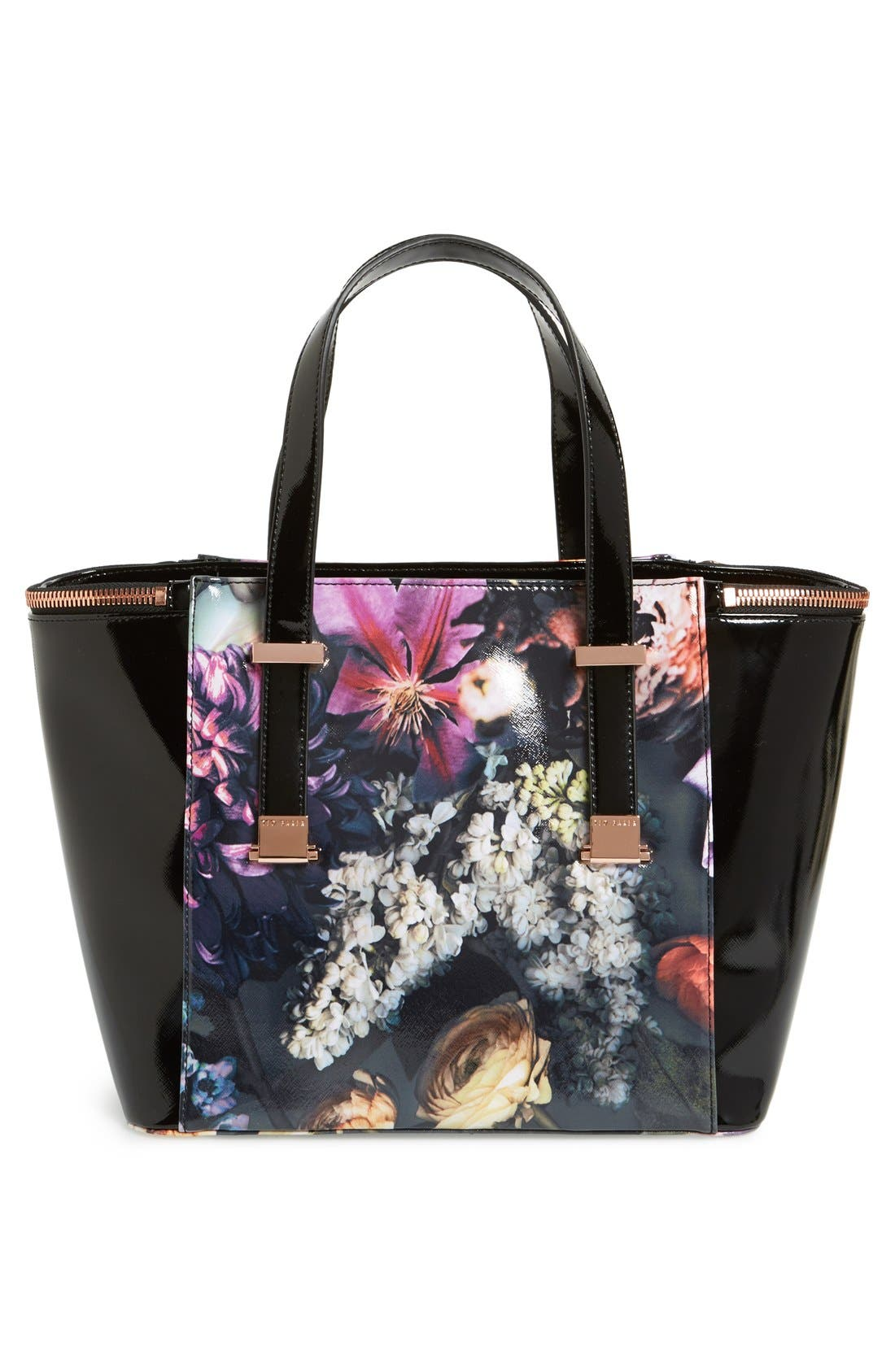 Alternate Image 3  - Ted Baker London 'Shadow Flora' Tote