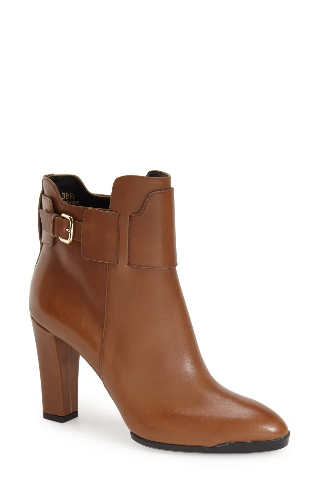 Alternate Image 1 Selected - Tod's Ankle Bootie (Women)