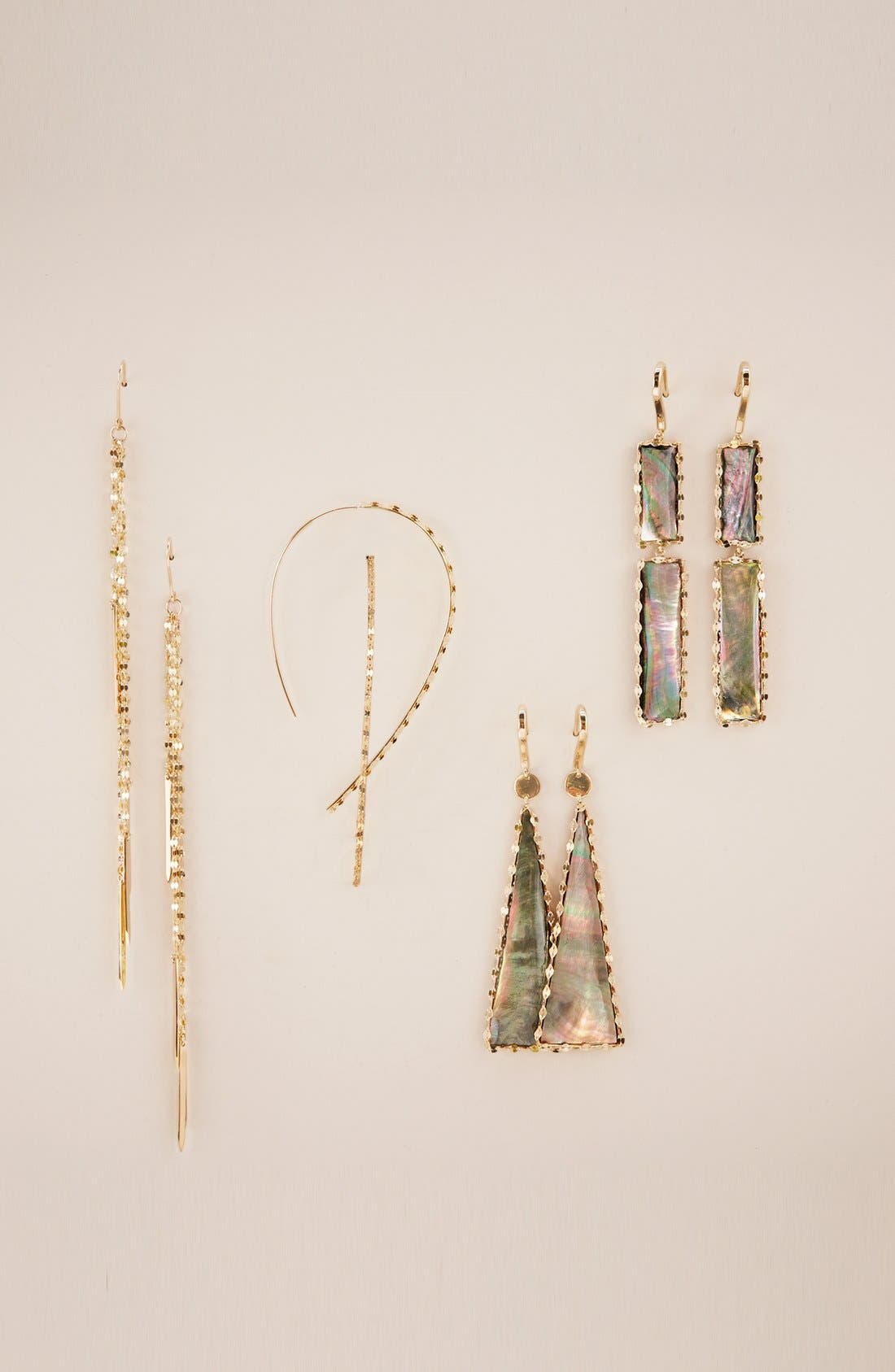 Alternate Image 3  - Lana Jewelry 'Glam' Small Hooked-On Hoop Earrings