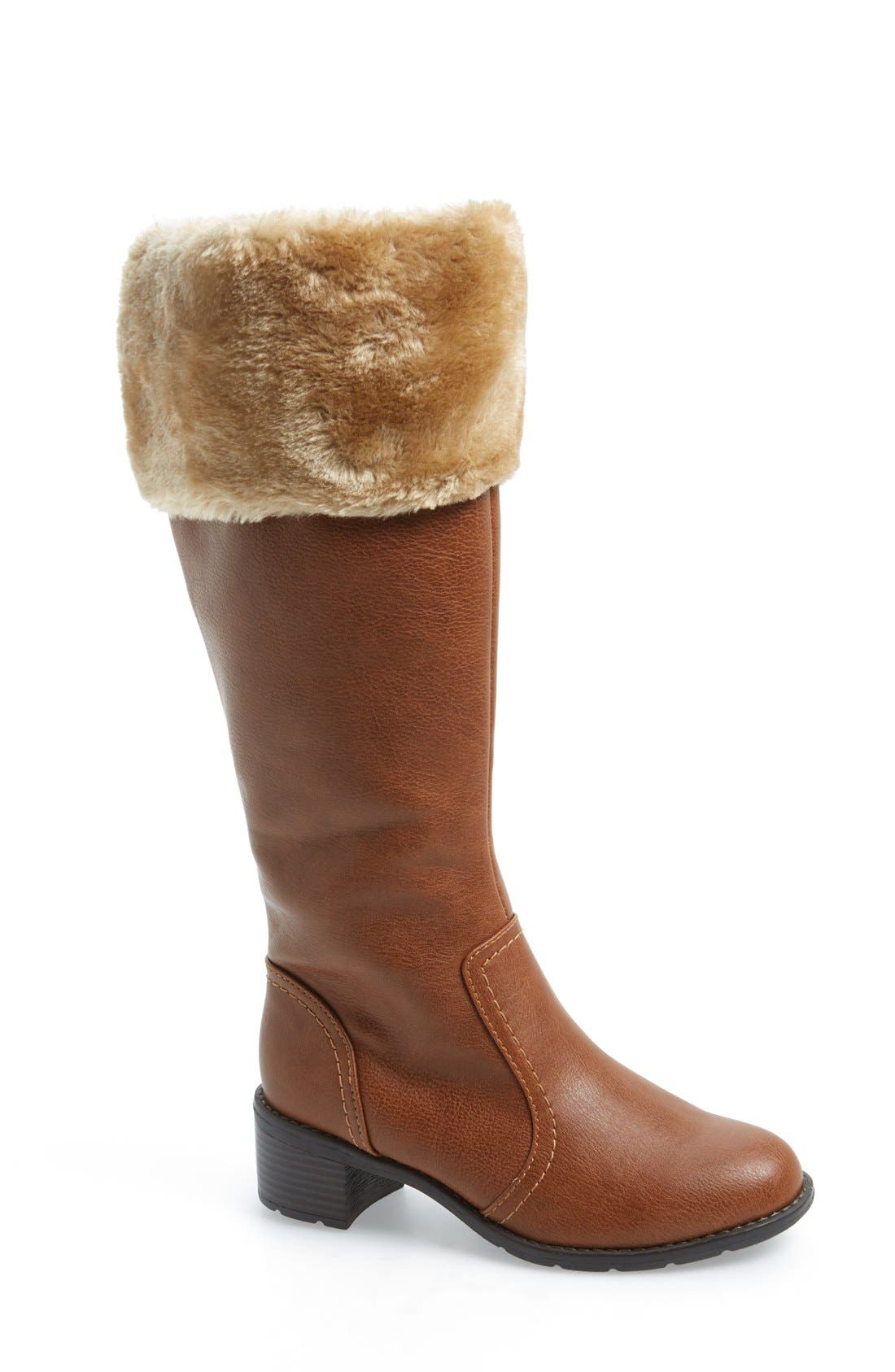 Alternate Image 1 Selected - Softspots'Campbell' Tall Boot (Women)