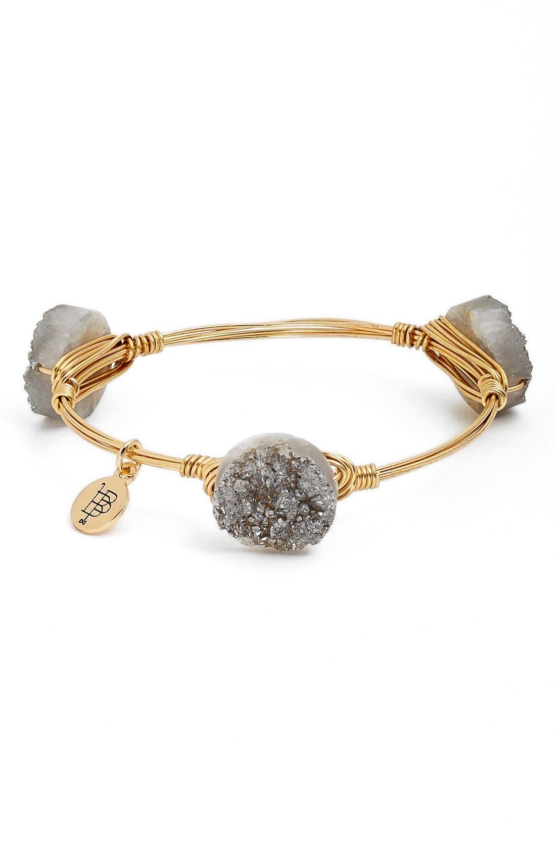 Alternate Image 2  - Bourbon and Boweties Large Stone Bracelet