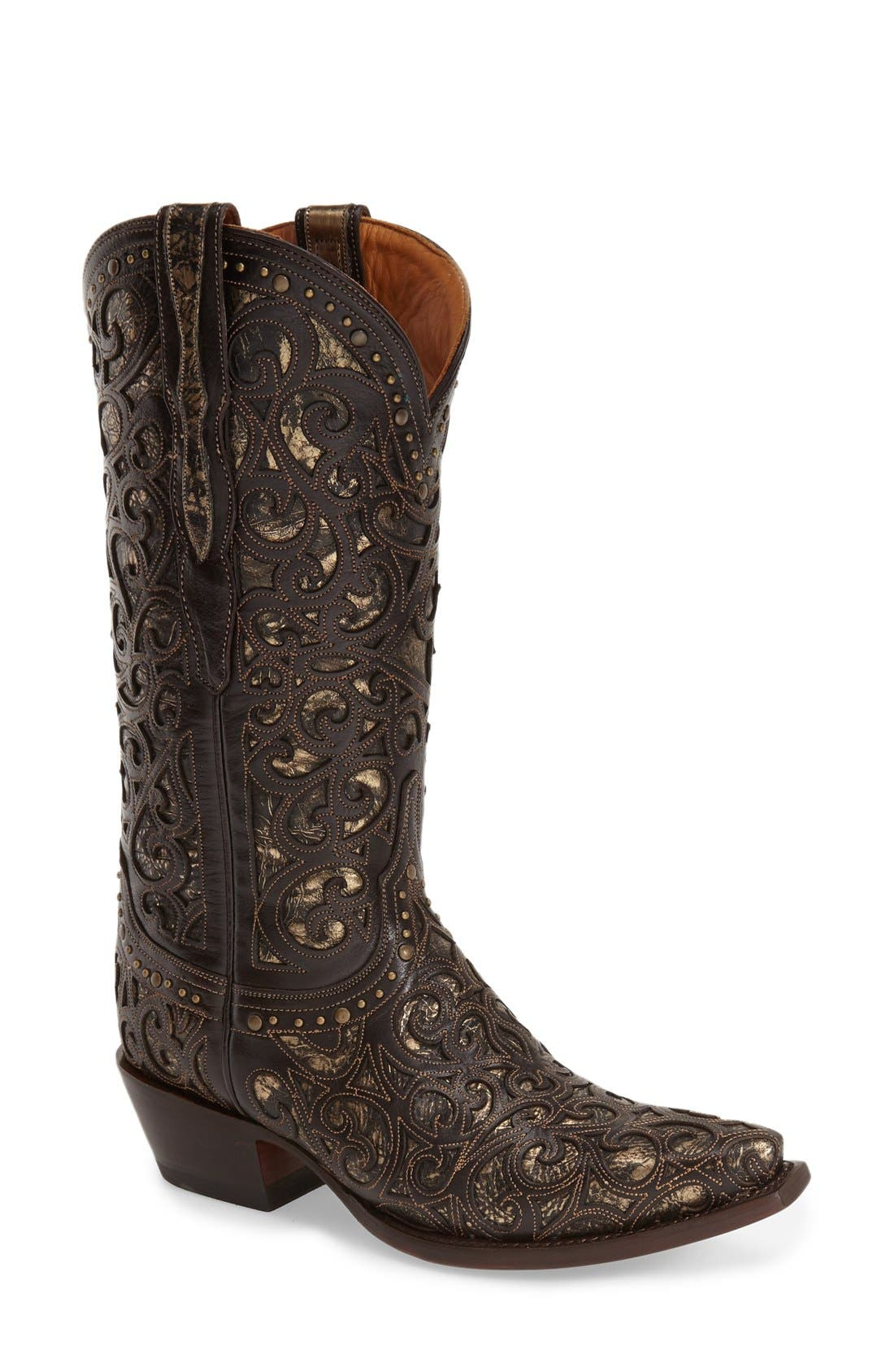 Main Image - LuccheseWestern Boot (Women)