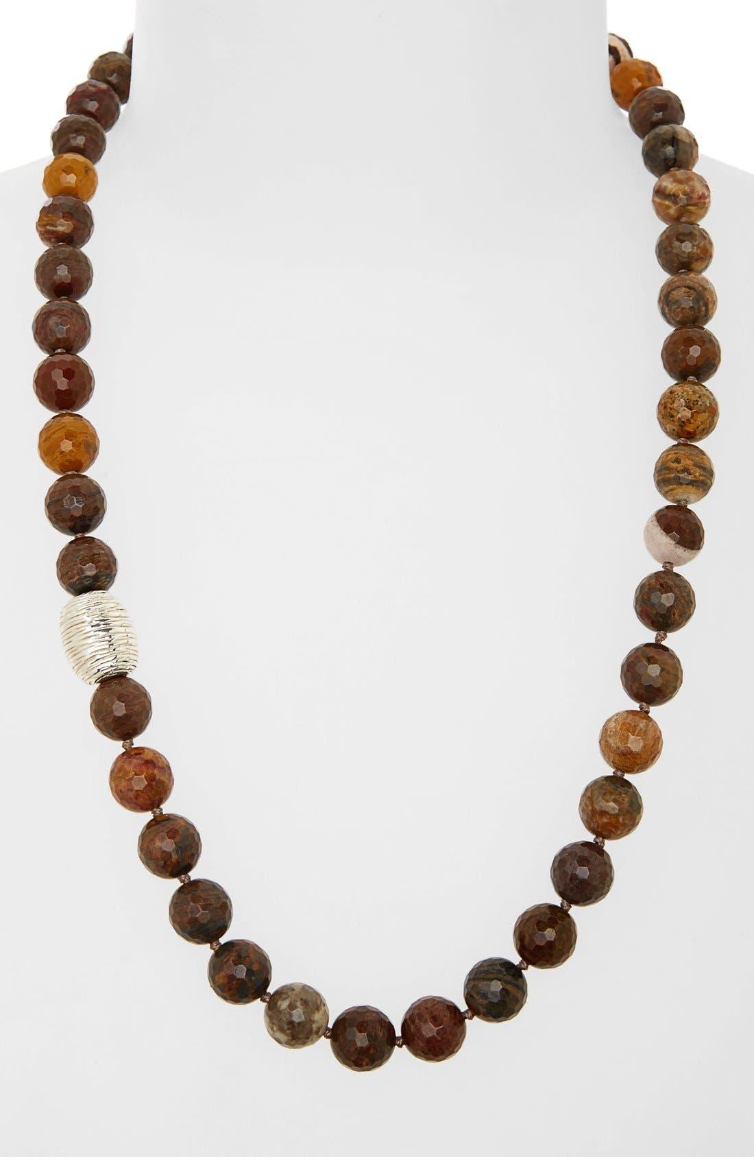 SIMON SEBBAG Beaded Necklace
