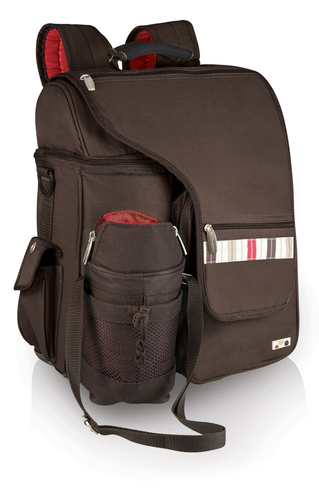 Alternate Image 1 Selected - Picnic Time Turismo Insulated Cooler Backpack
