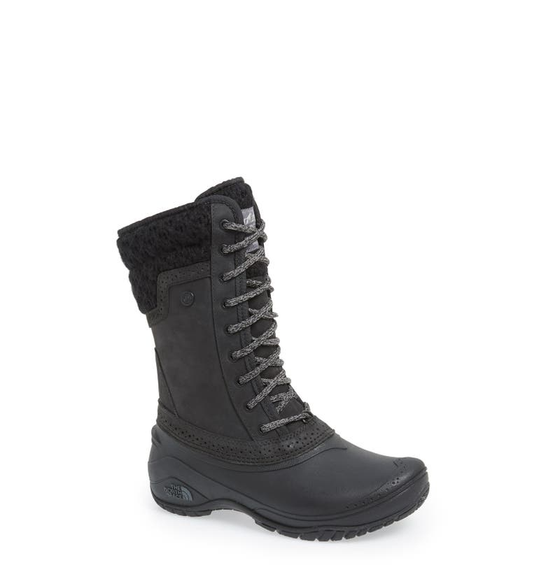 The North Face  SHELLISTA WATERPROOF INSULATED SNOW BOOT