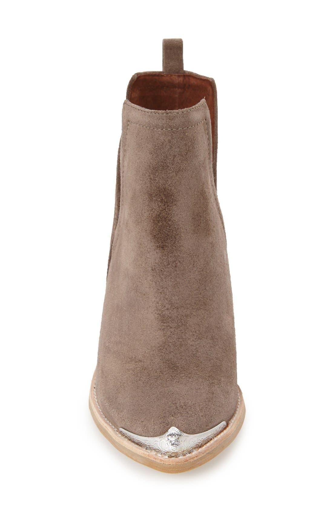 Alternate Image 3  - Jeffrey Campbell Cromwell Cutout Western Boot (Women)