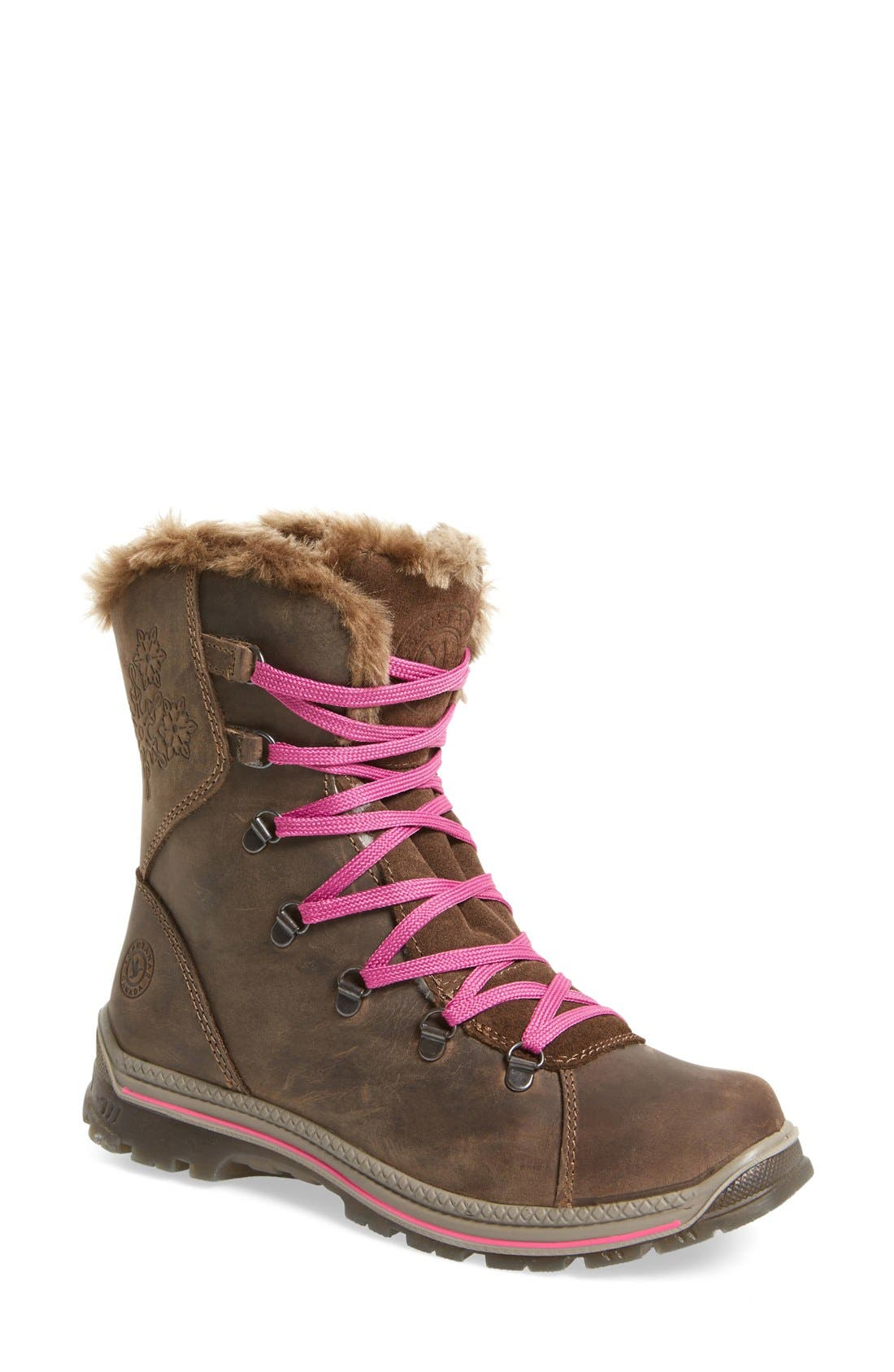 Santana Canada 'Massima' Waterproof Boot (Women)