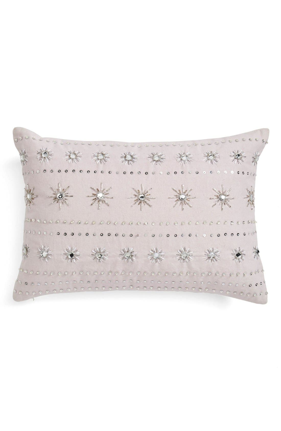 Main Image - Nordstrom at Home 'Gem Stripes' Accent Pillow