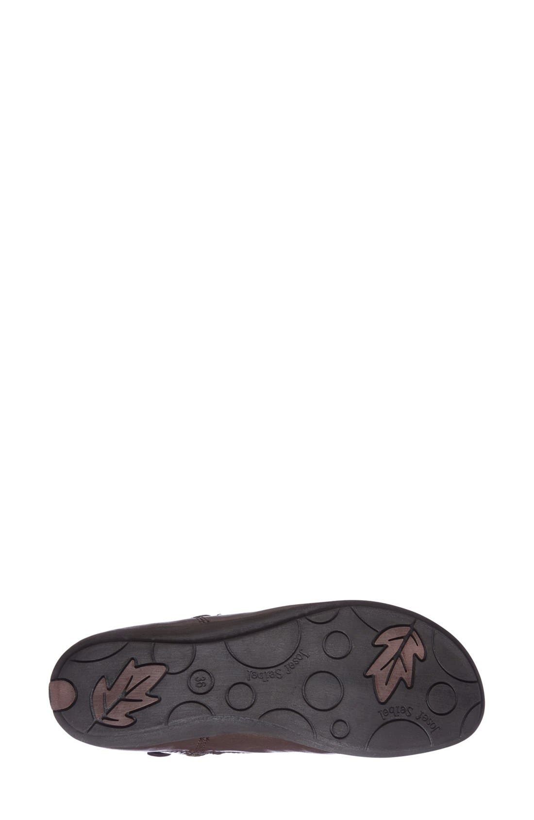 'Faye 05' Boot,                             Alternate thumbnail 4, color,                             Moro